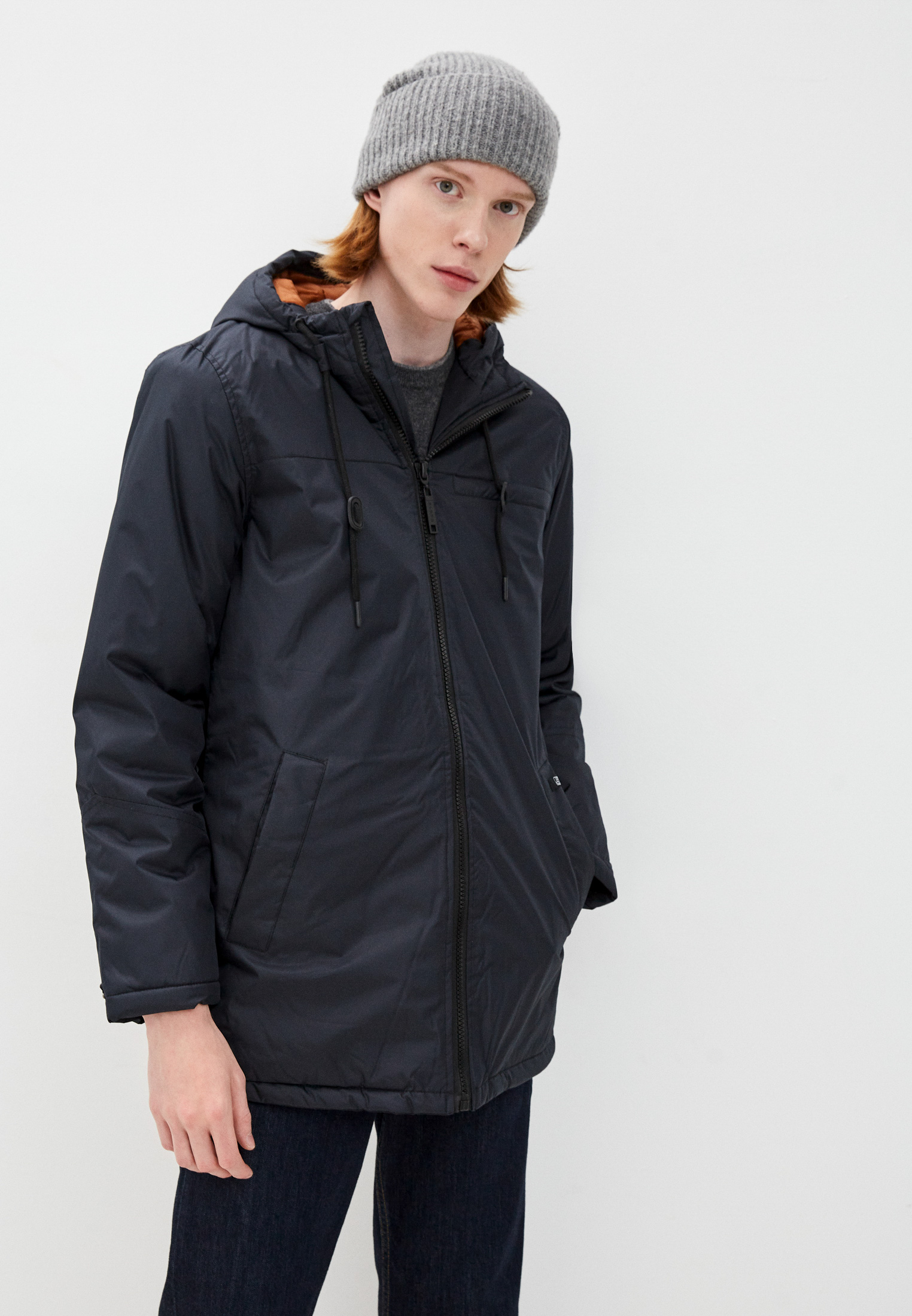 Утепленная куртка Blend (Бленд) Куртка утепленная Blend
