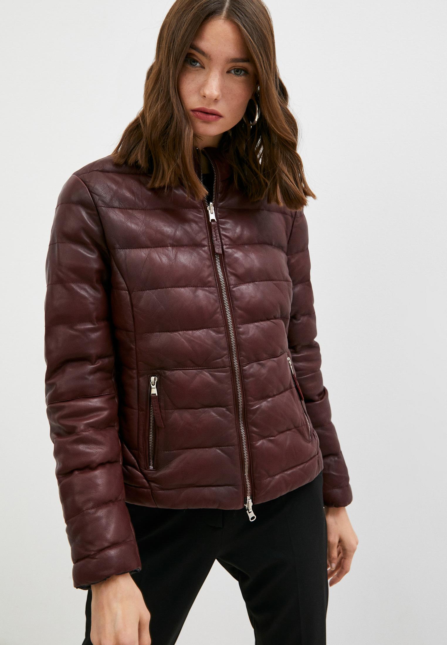 Кожаная куртка Blouson 502: изображение 1