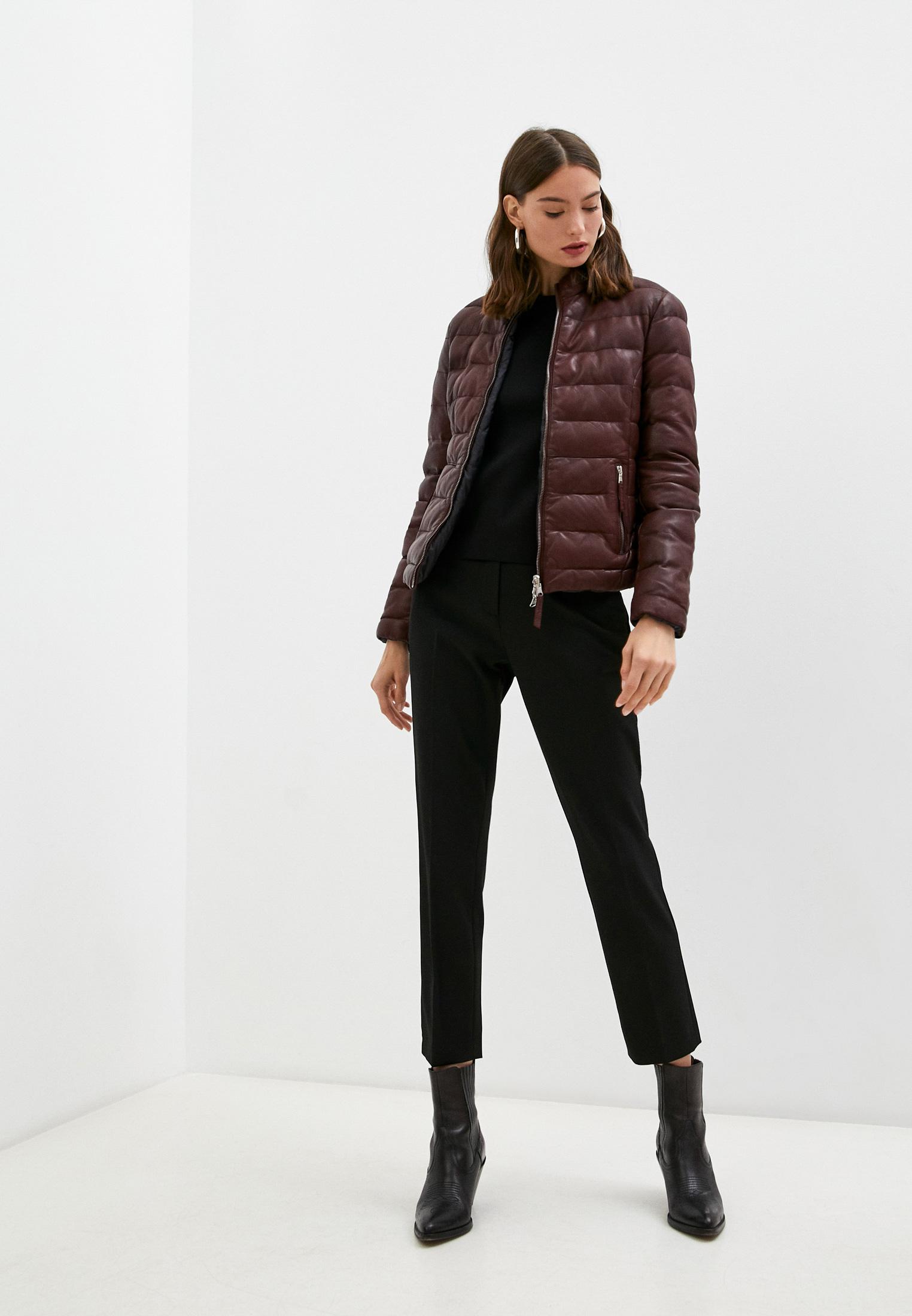 Кожаная куртка Blouson 502: изображение 3