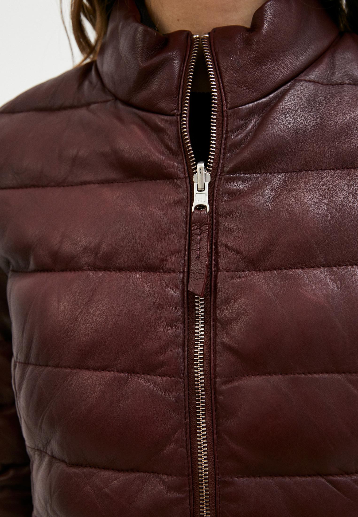 Кожаная куртка Blouson 502: изображение 5