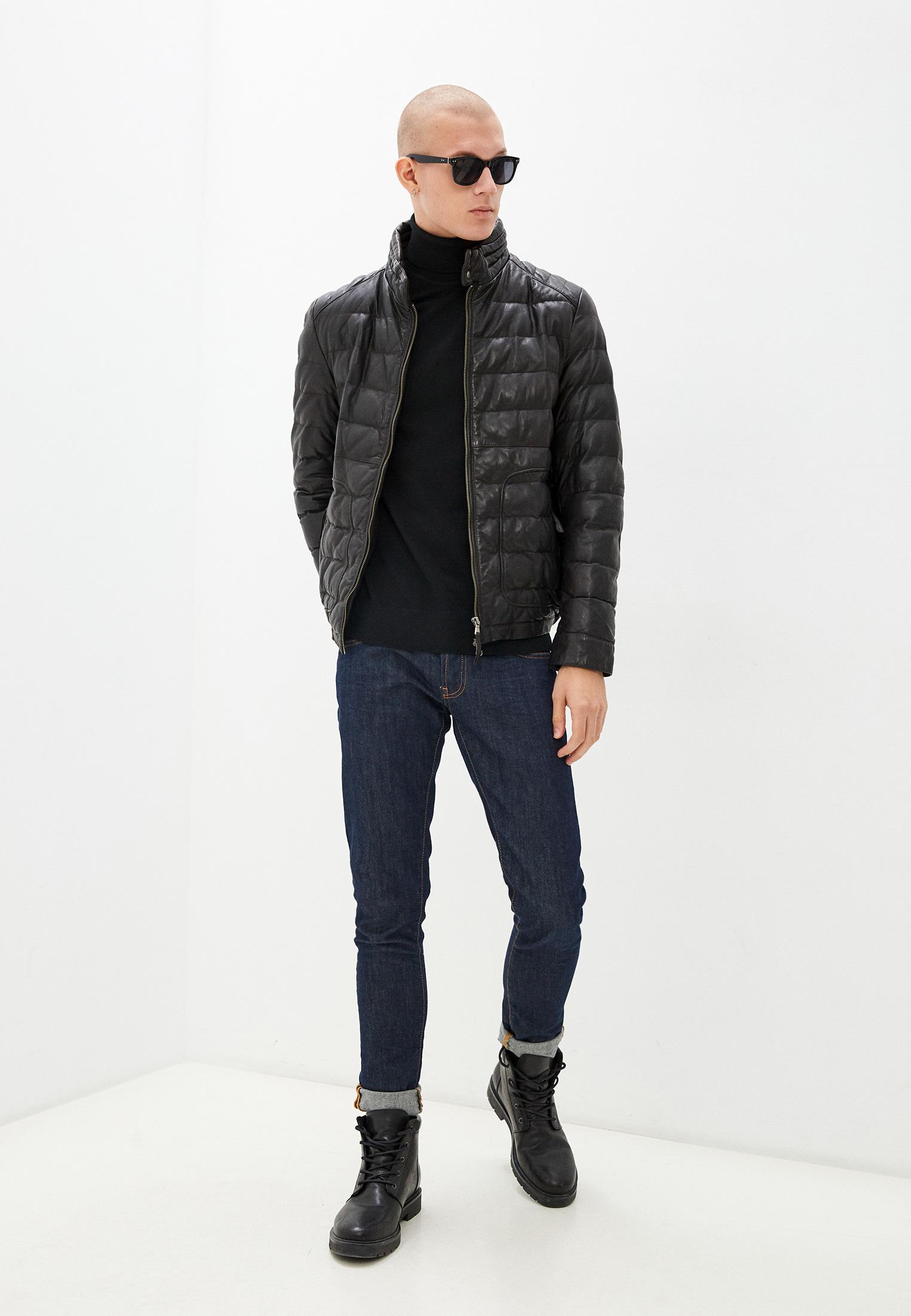 Кожаная куртка Blouson 601: изображение 3