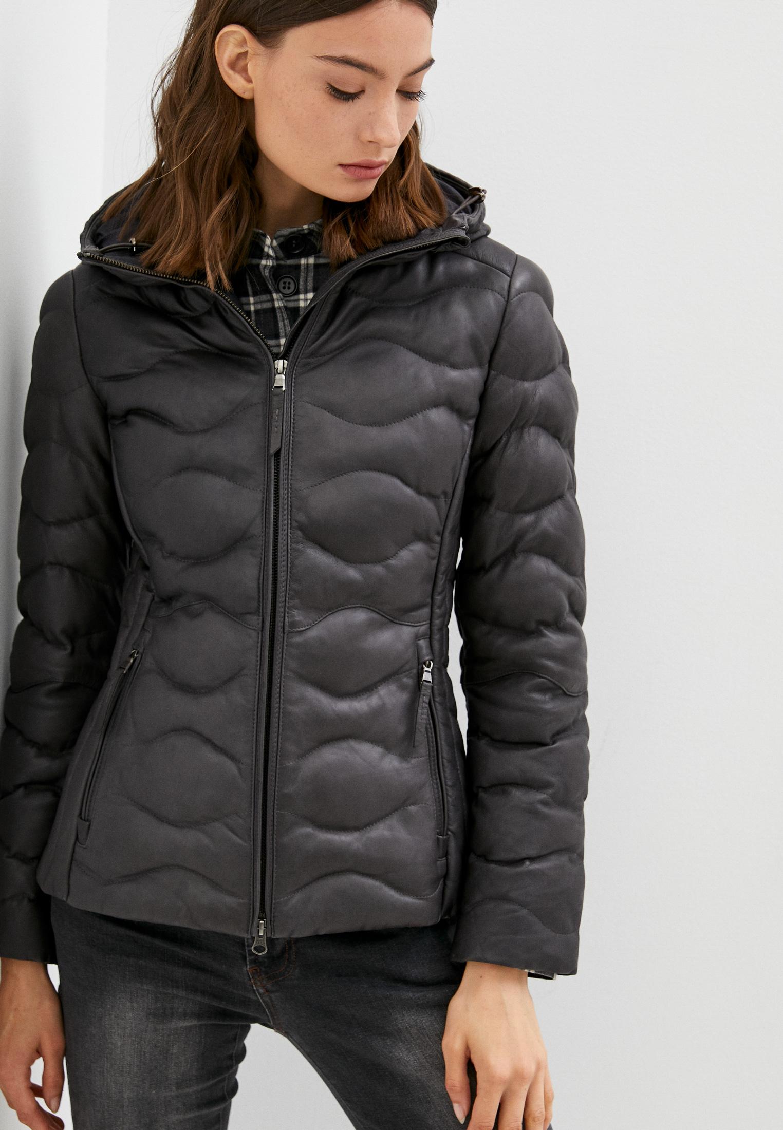 Кожаная куртка Blouson 503: изображение 7