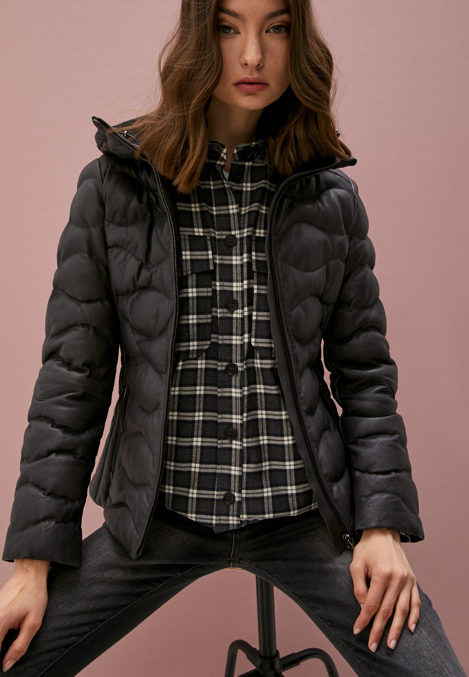 Кожаная куртка Blouson 503: изображение 8