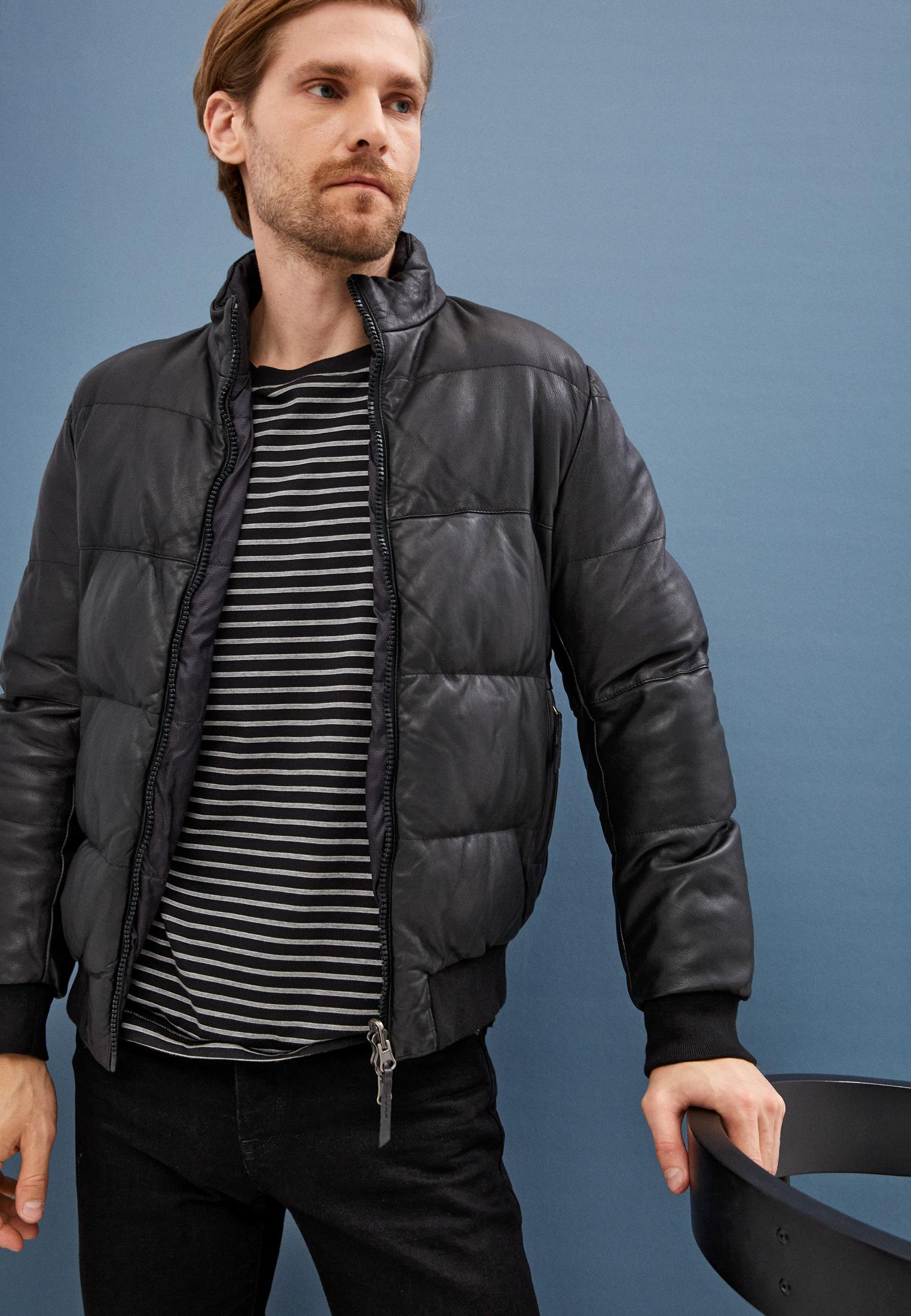 Кожаная куртка Blouson 604: изображение 2