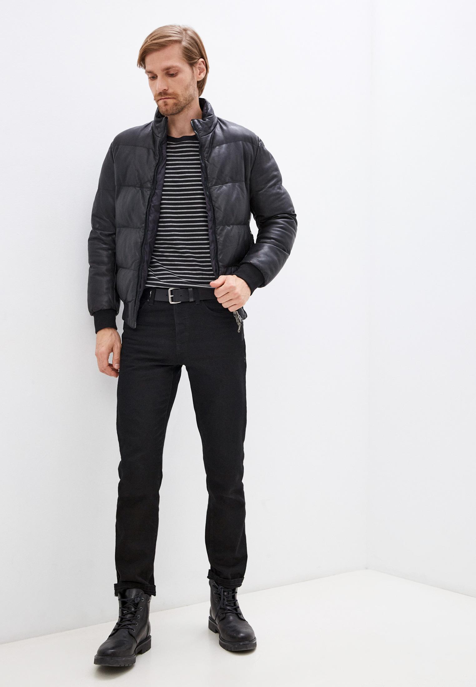 Кожаная куртка Blouson 604: изображение 3