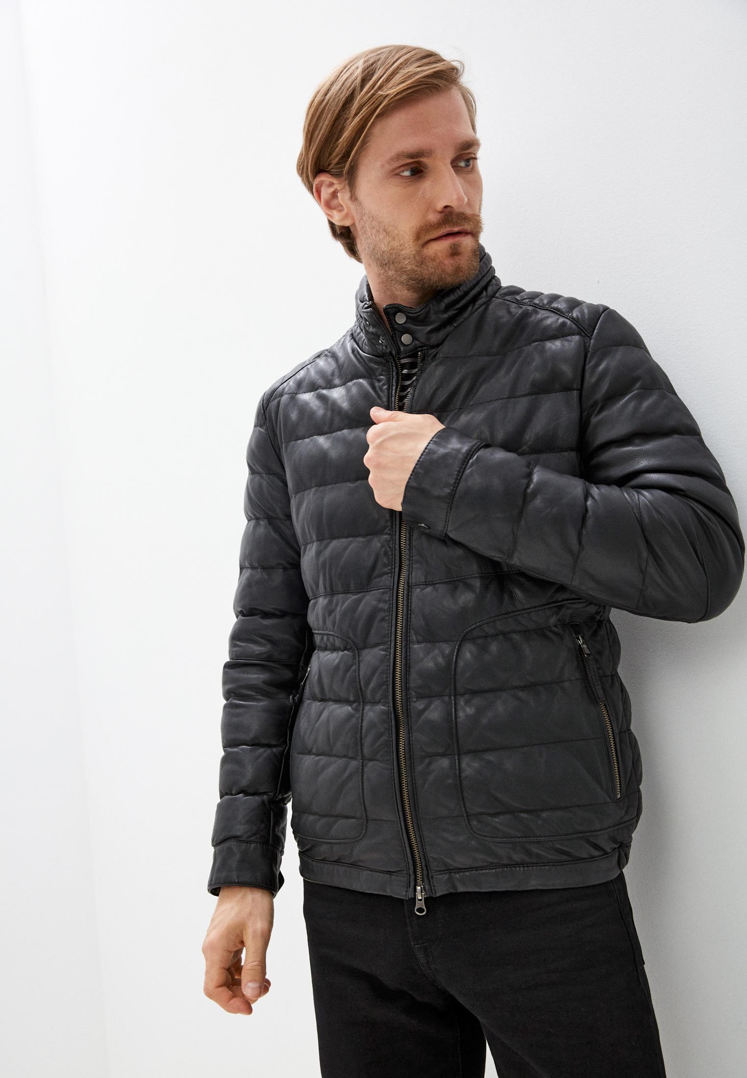 Кожаная куртка Blouson Куртка кожаная Blouson