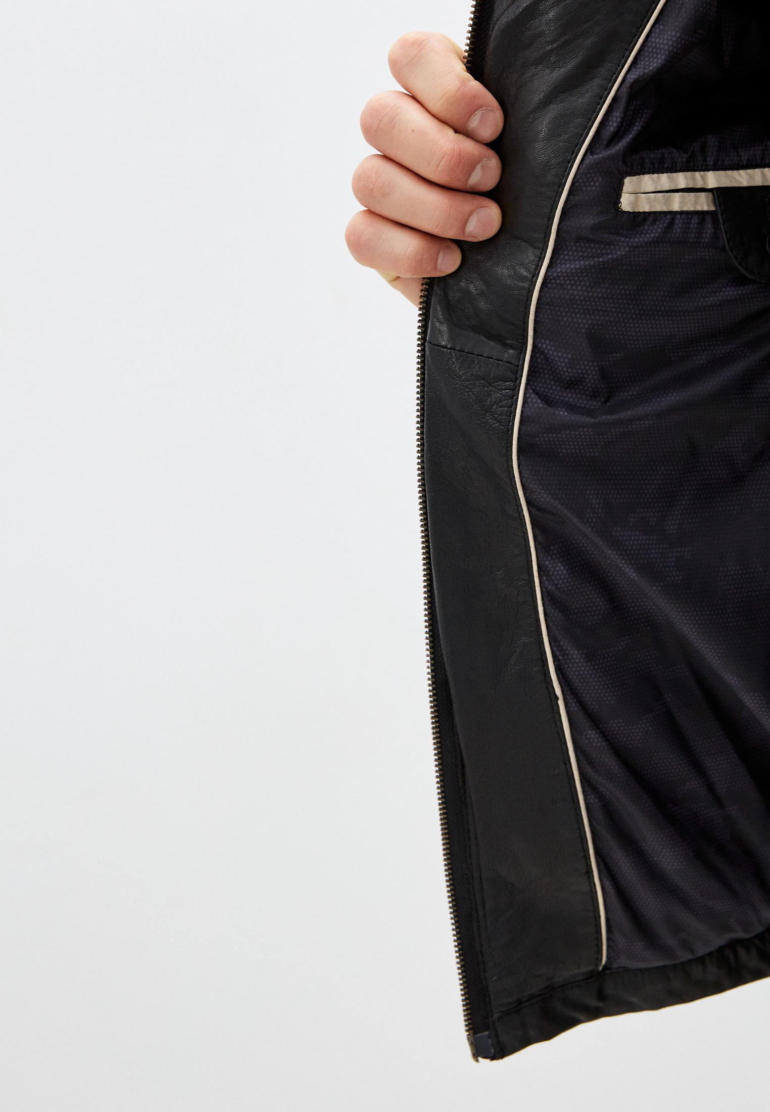 Кожаная куртка Blouson 601: изображение 5