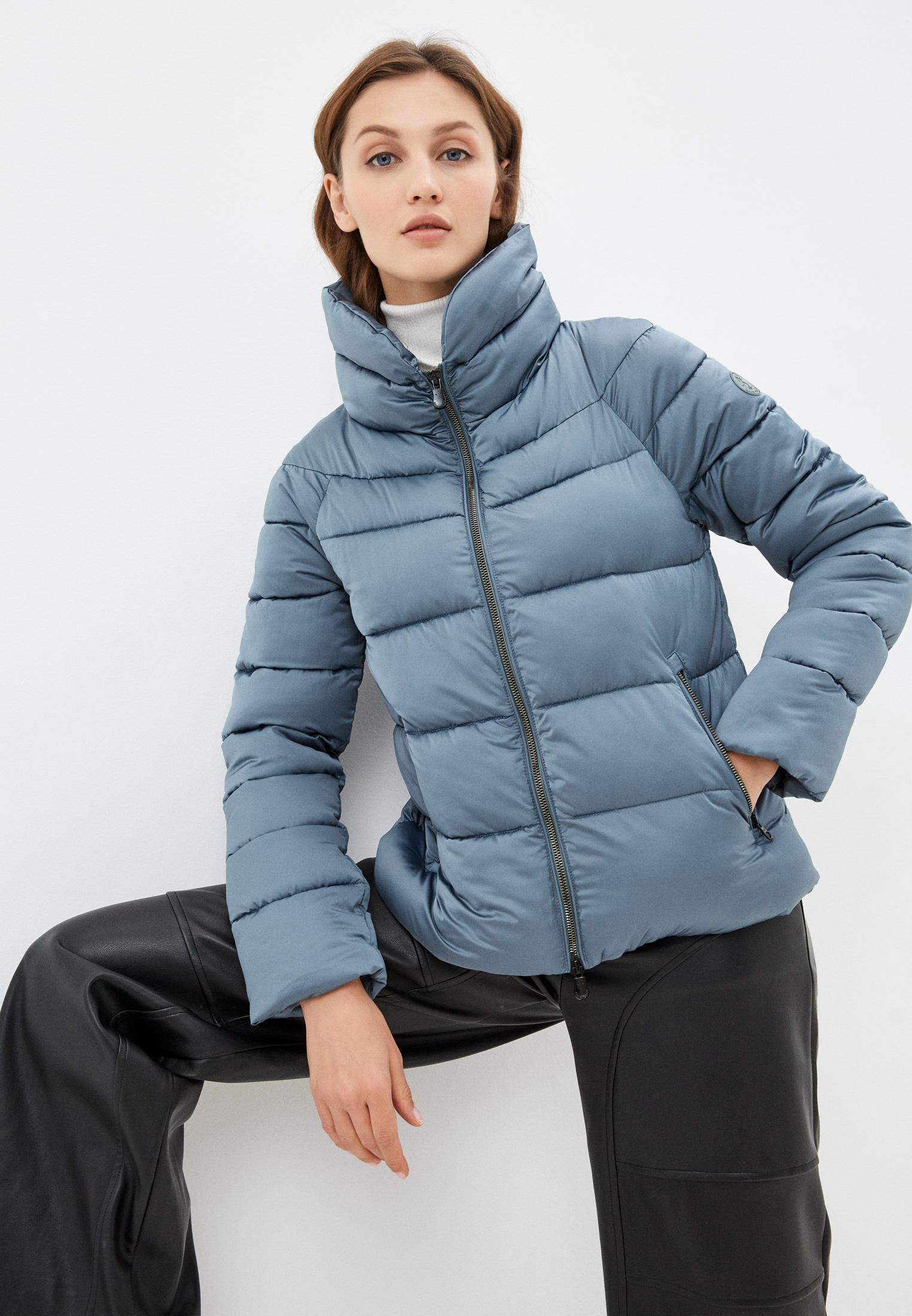 Утепленная куртка SAVE THE DUCK Куртка утепленная Save the Duck