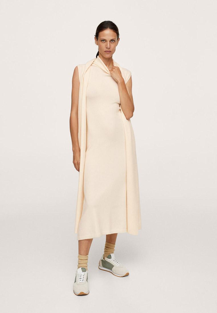 Вязаное платье Mango (Манго) 17064043: изображение 2