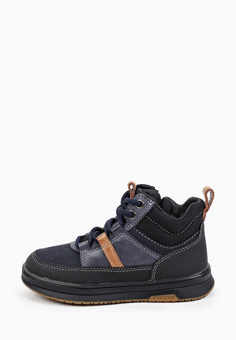 Ботинки для мальчиков Geox J16CXB
