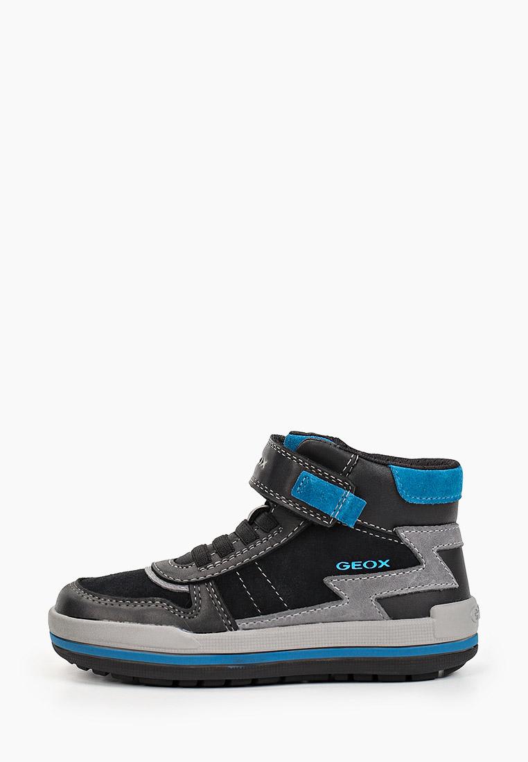 Ботинки для мальчиков Geox J16ESB