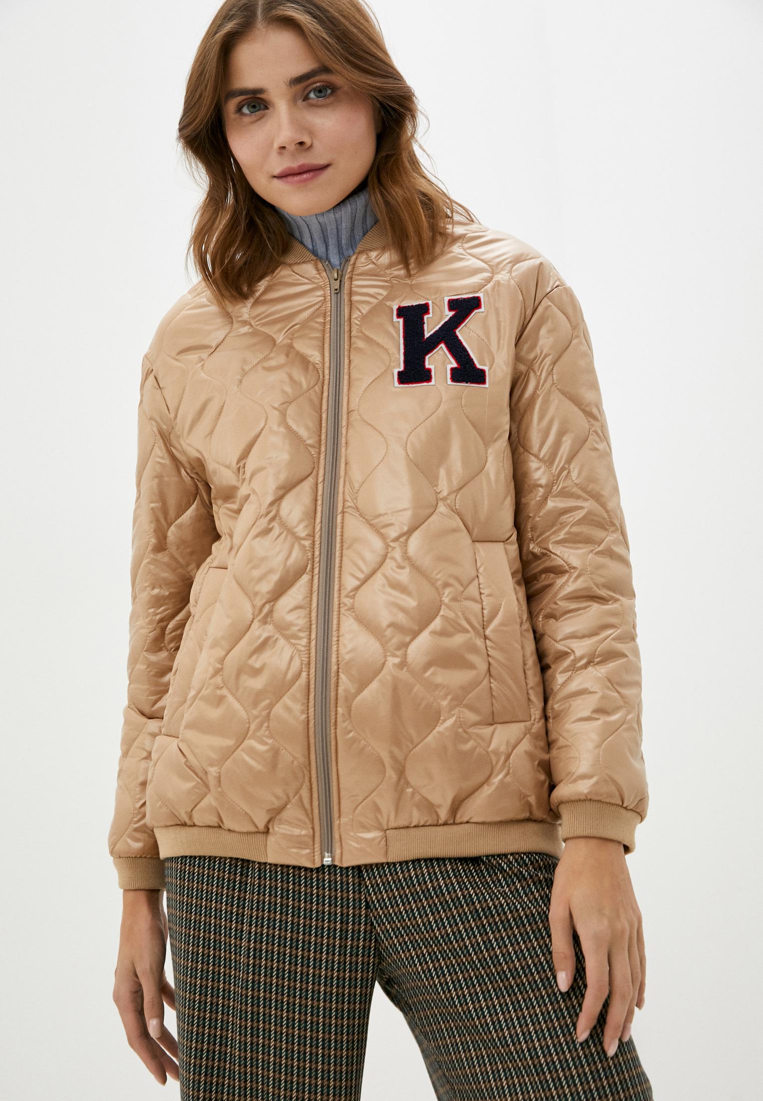 Утепленная куртка Kontatto Куртка утепленная Kontatto