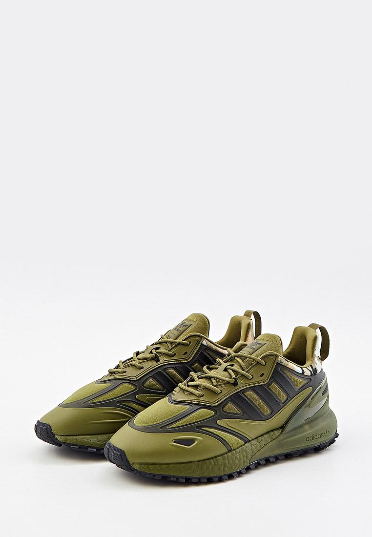Мужские кроссовки Adidas Originals (Адидас Ориджиналс) GZ7784: изображение 4