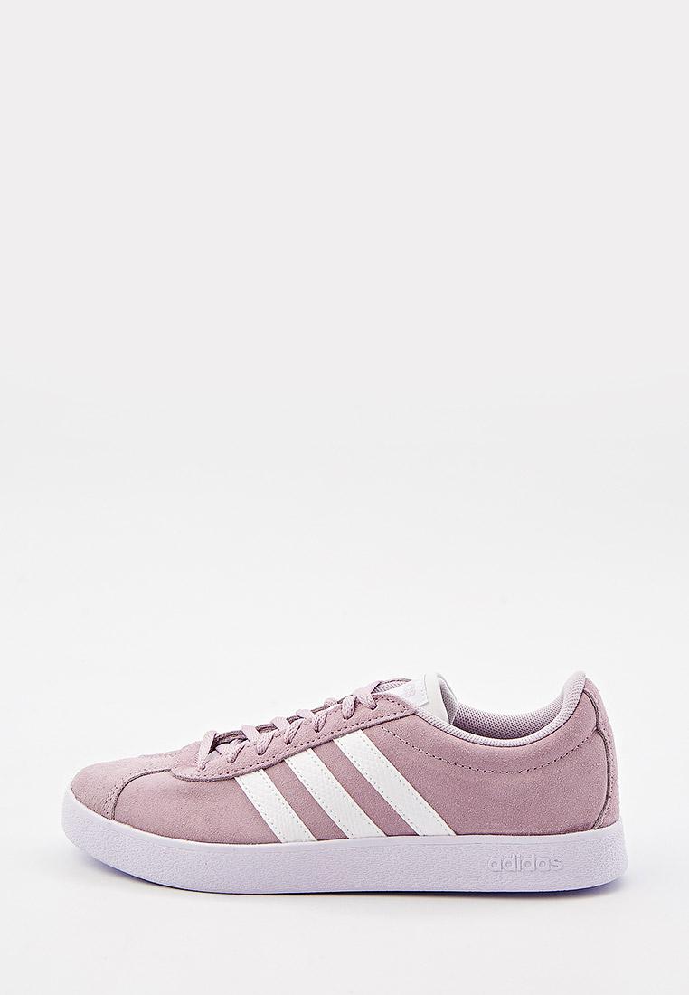 Женские кеды Adidas (Адидас) H02016: изображение 1