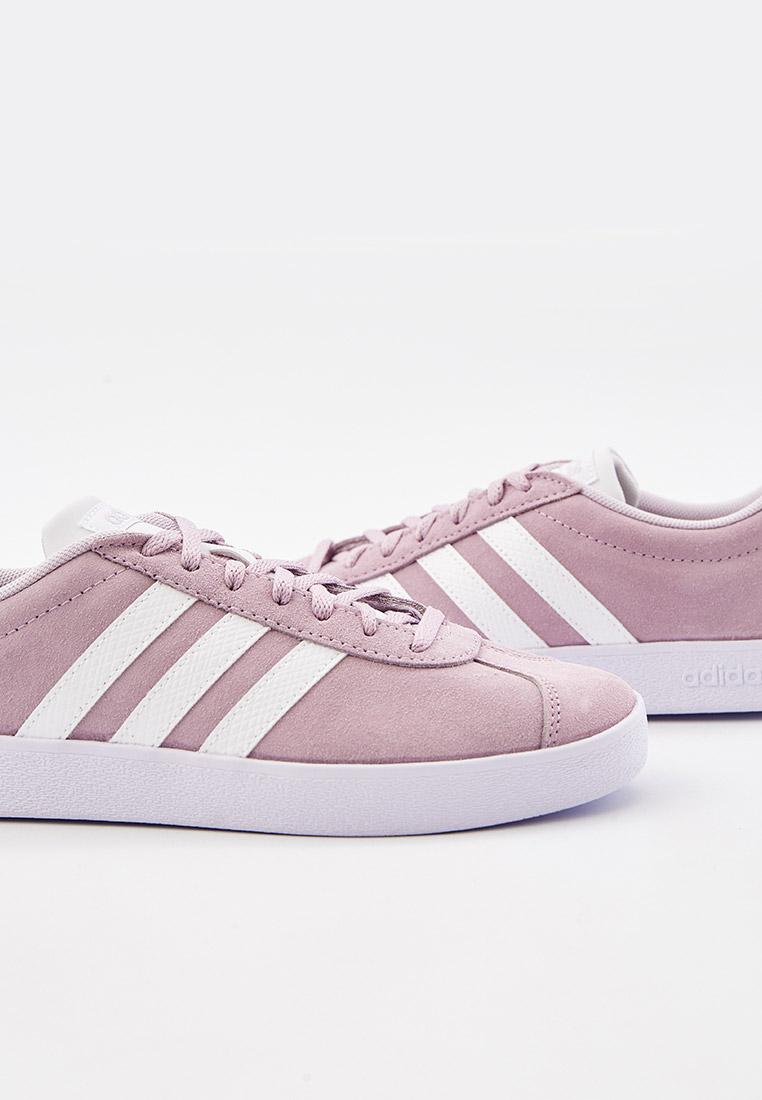 Женские кеды Adidas (Адидас) H02016: изображение 2