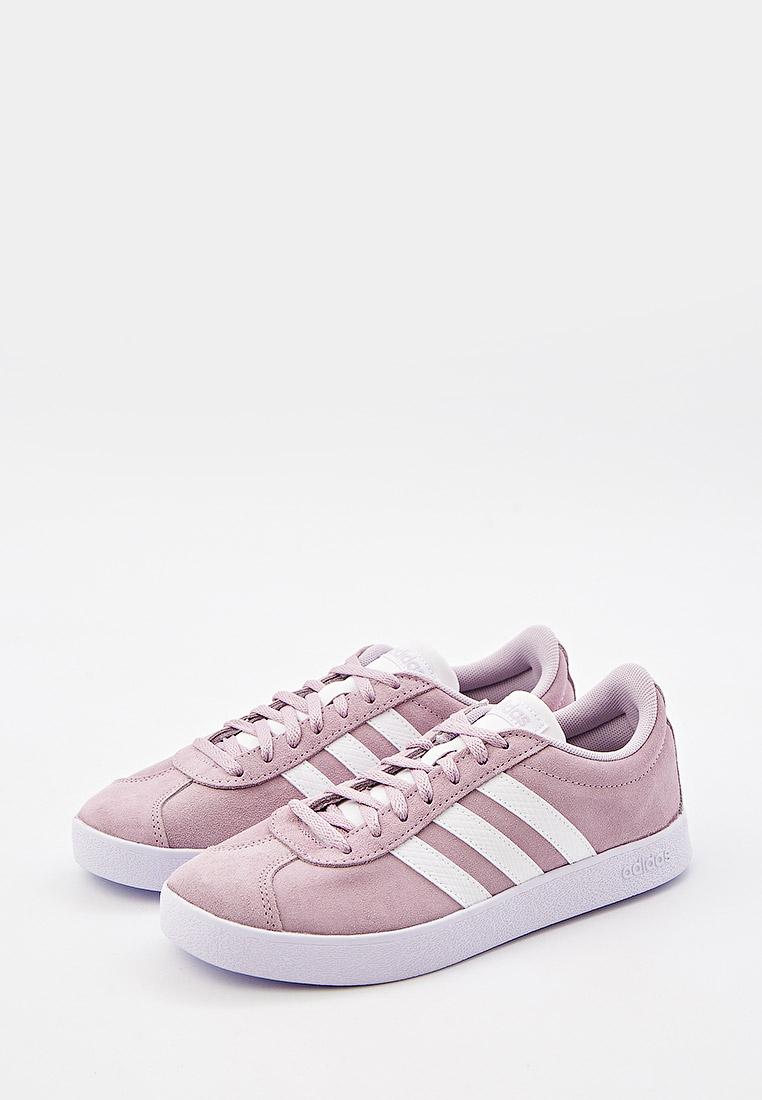 Женские кеды Adidas (Адидас) H02016: изображение 3