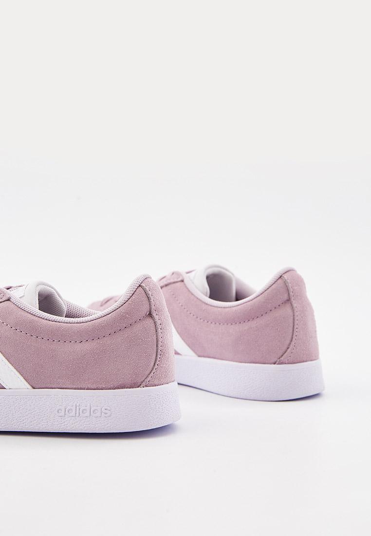Женские кеды Adidas (Адидас) H02016: изображение 4