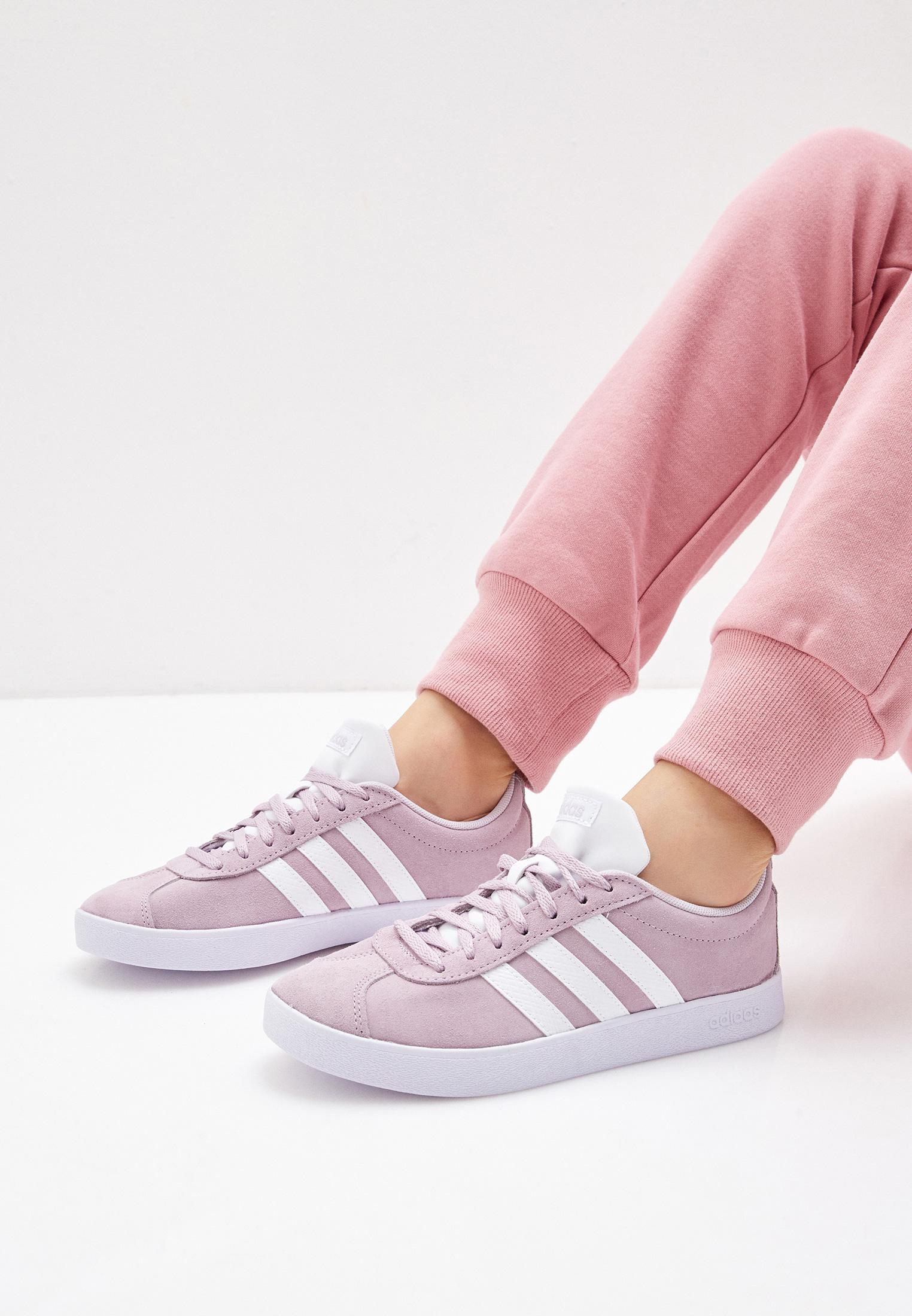 Женские кеды Adidas (Адидас) H02016: изображение 6