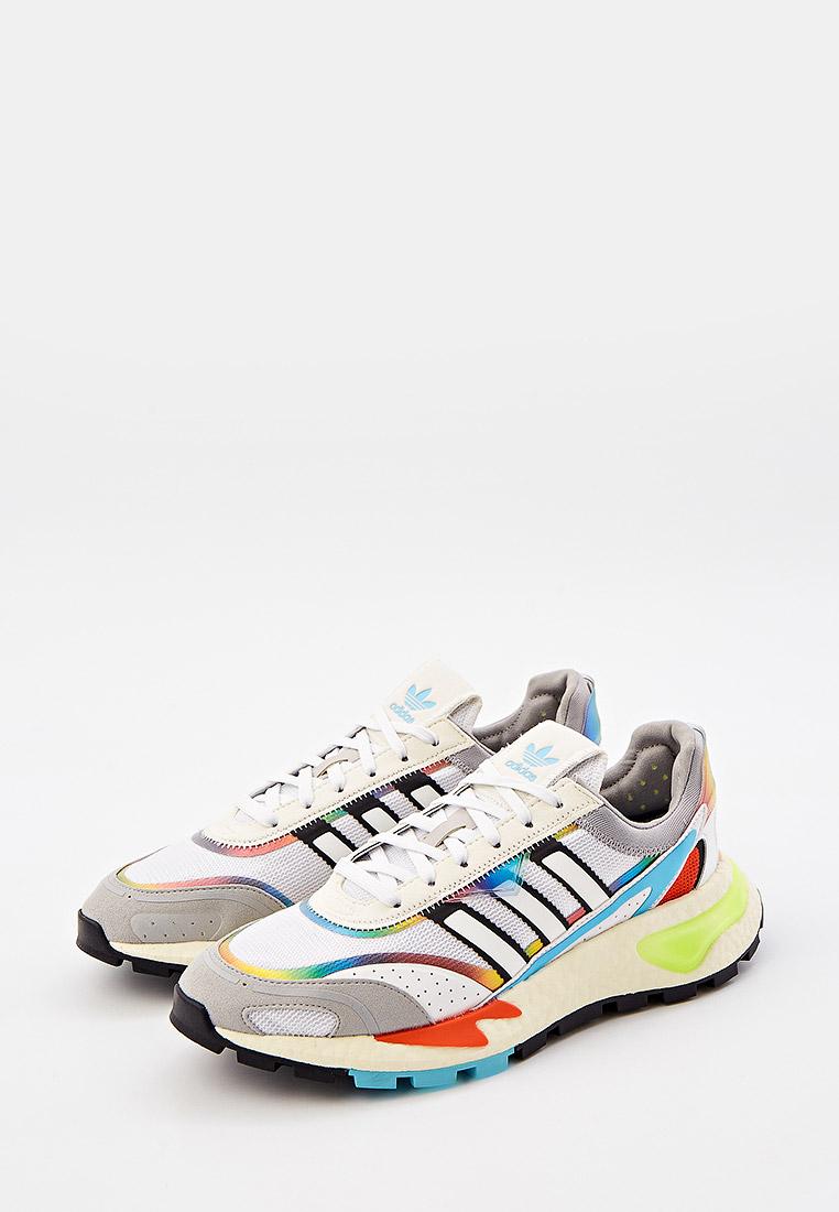 Мужские кроссовки Adidas Originals (Адидас Ориджиналс) H03084: изображение 3
