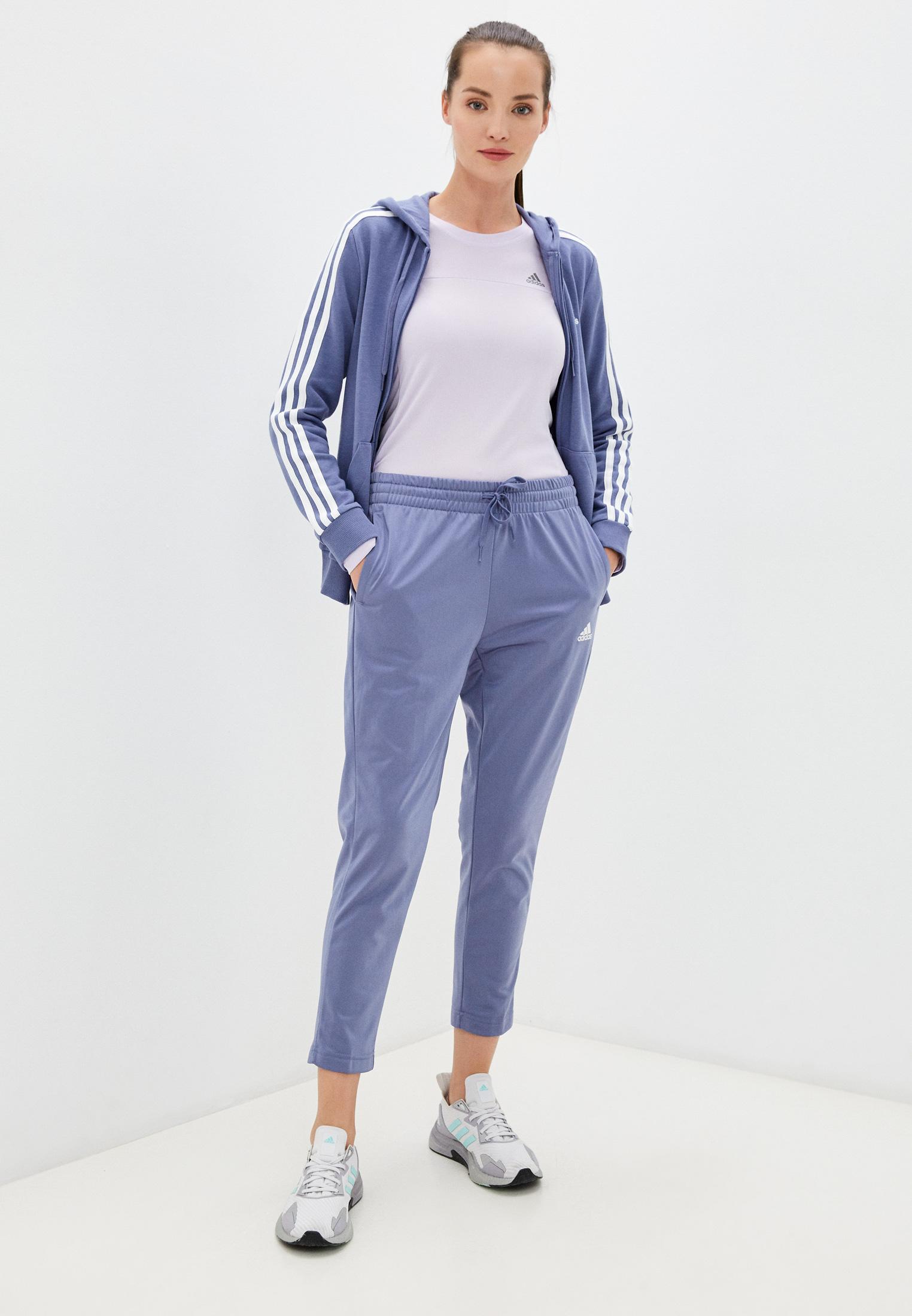 Женские спортивные брюки Adidas (Адидас) H07855: изображение 2