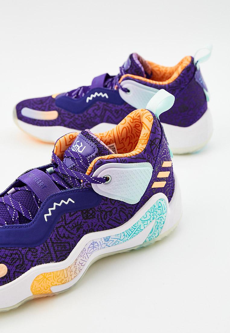 Мужские кроссовки Adidas (Адидас) H68046: изображение 2