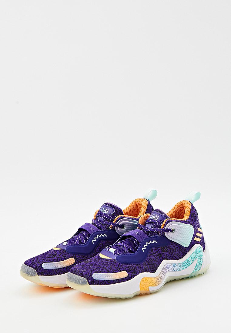Мужские кроссовки Adidas (Адидас) H68046: изображение 3