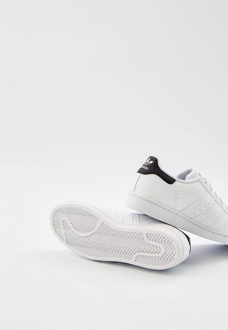 Кеды для мальчиков Adidas Originals (Адидас Ориджиналс) Q47342: изображение 5