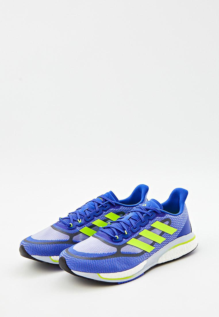 Мужские кроссовки Adidas (Адидас) S42715: изображение 3
