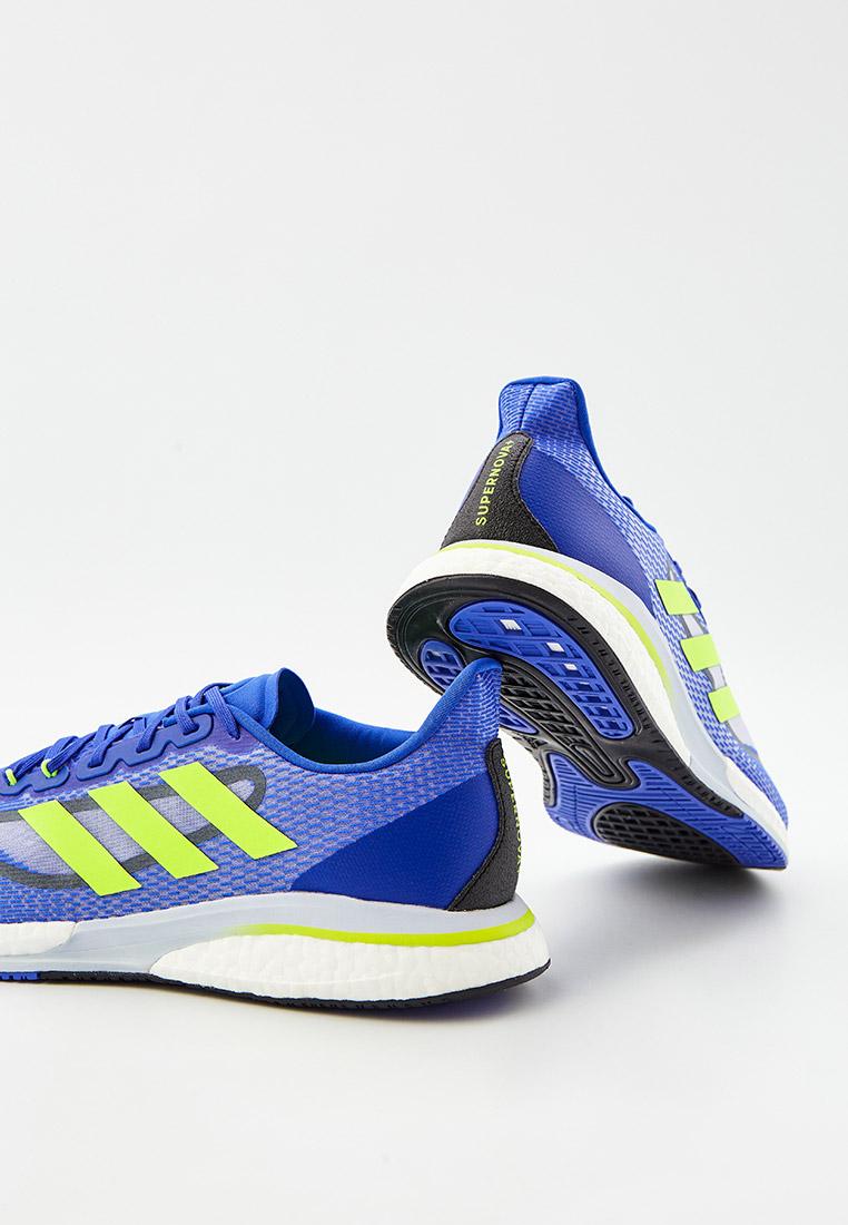 Мужские кроссовки Adidas (Адидас) S42715: изображение 4
