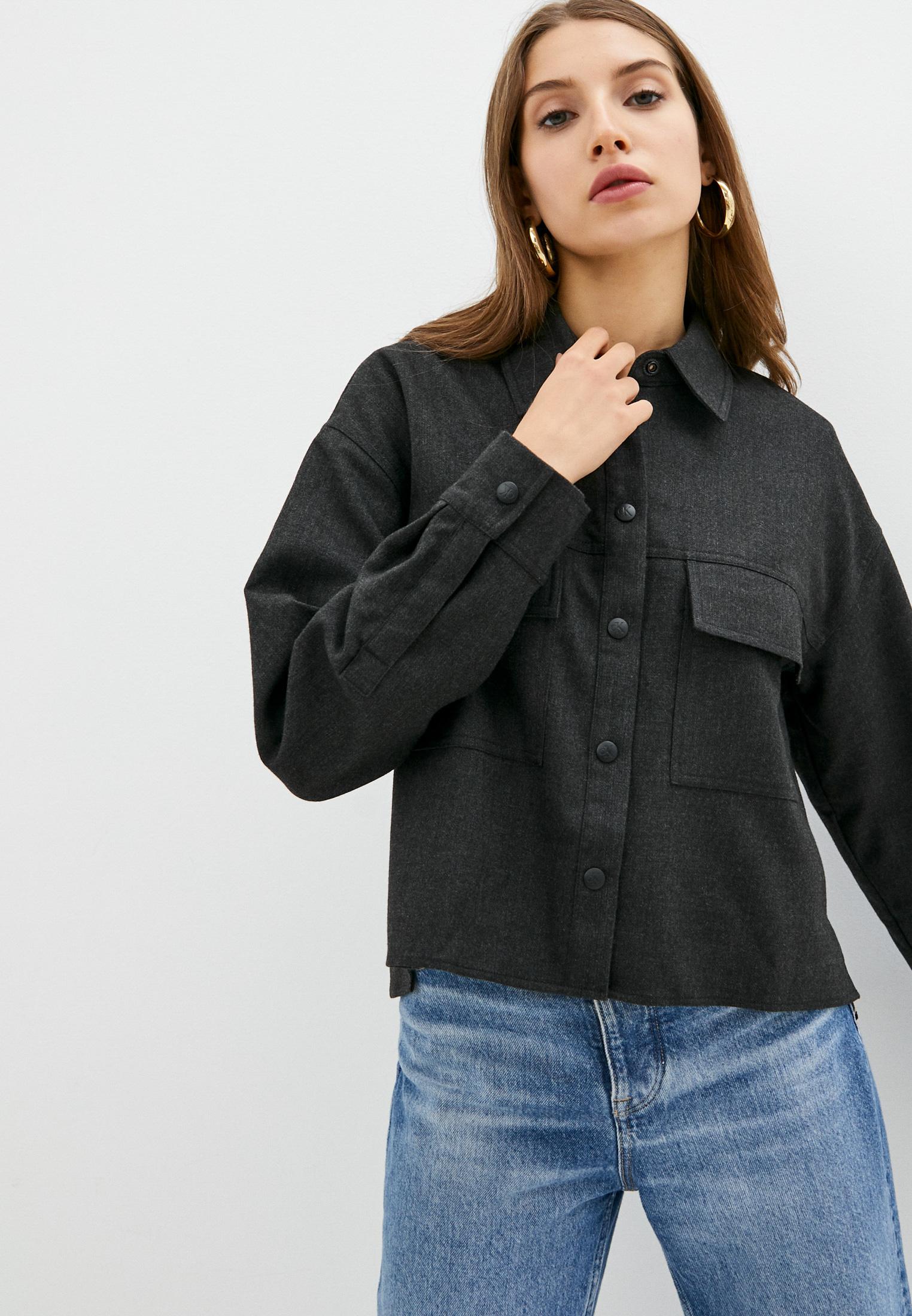 Женские рубашки с длинным рукавом Calvin Klein Jeans J20J216667: изображение 1
