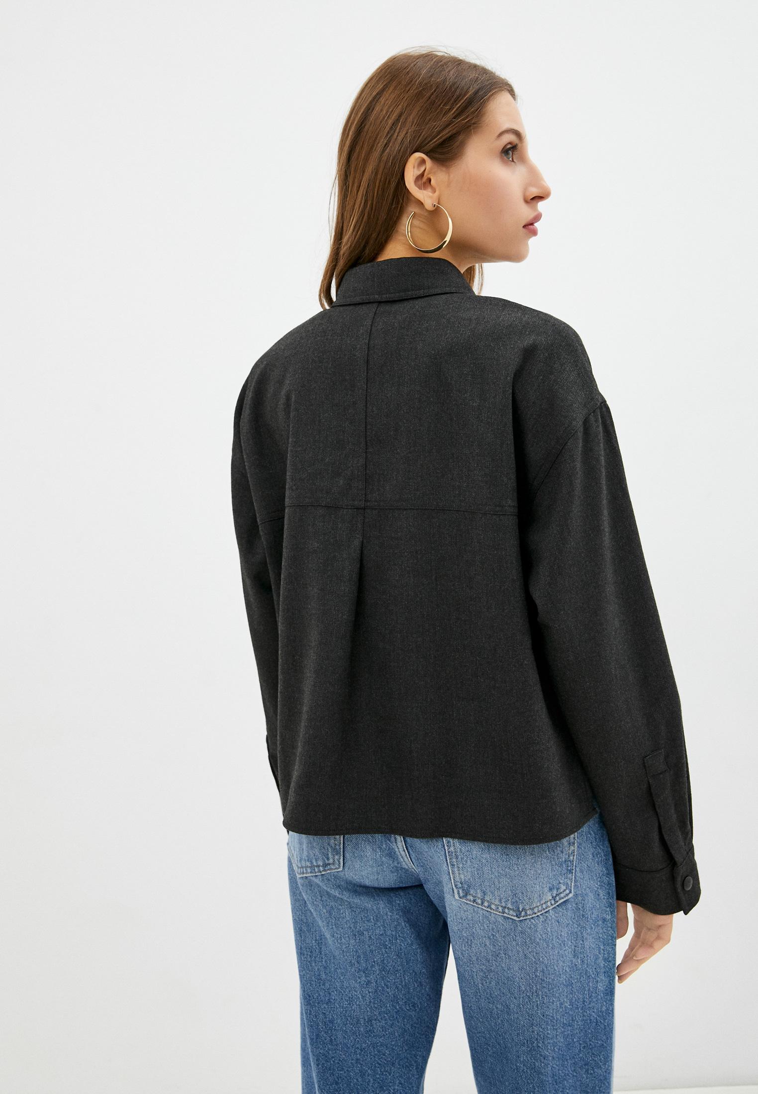 Женские рубашки с длинным рукавом Calvin Klein Jeans J20J216667: изображение 3