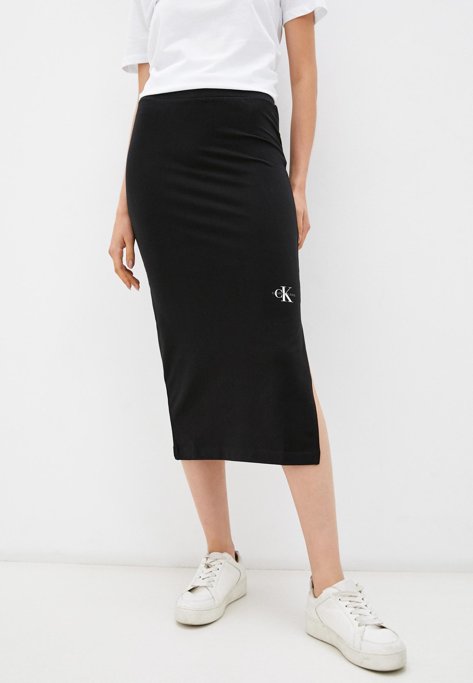 Узкая юбка Calvin Klein Jeans J20J216668