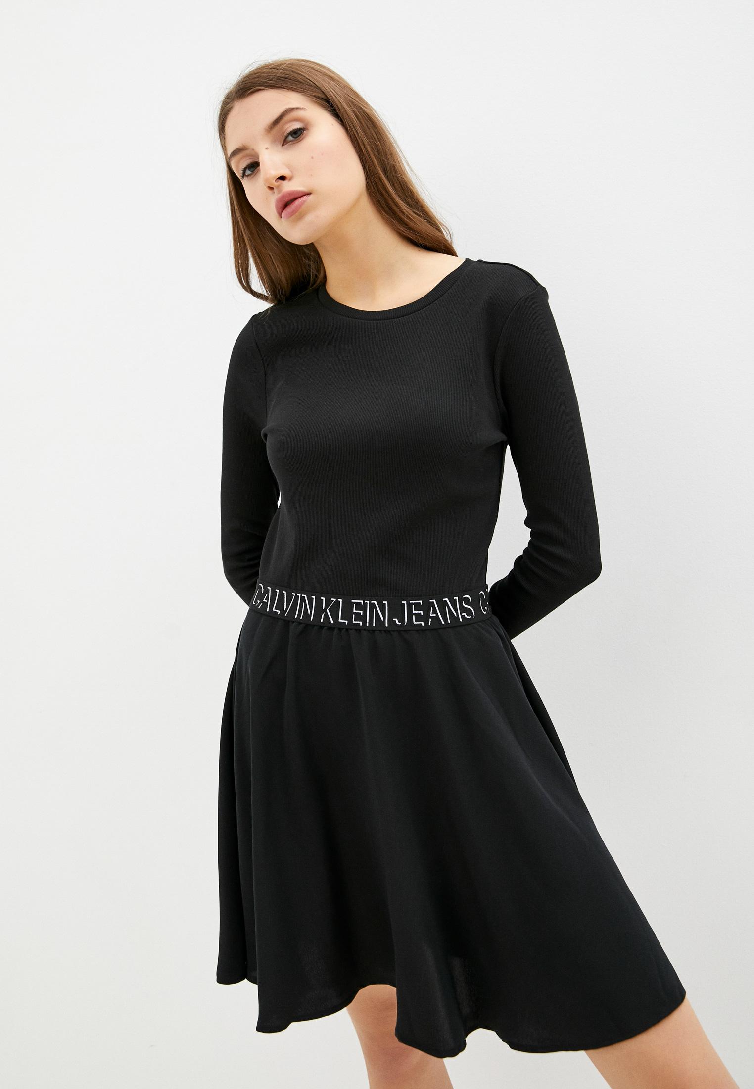 Платье Calvin Klein Jeans J20J216717: изображение 1