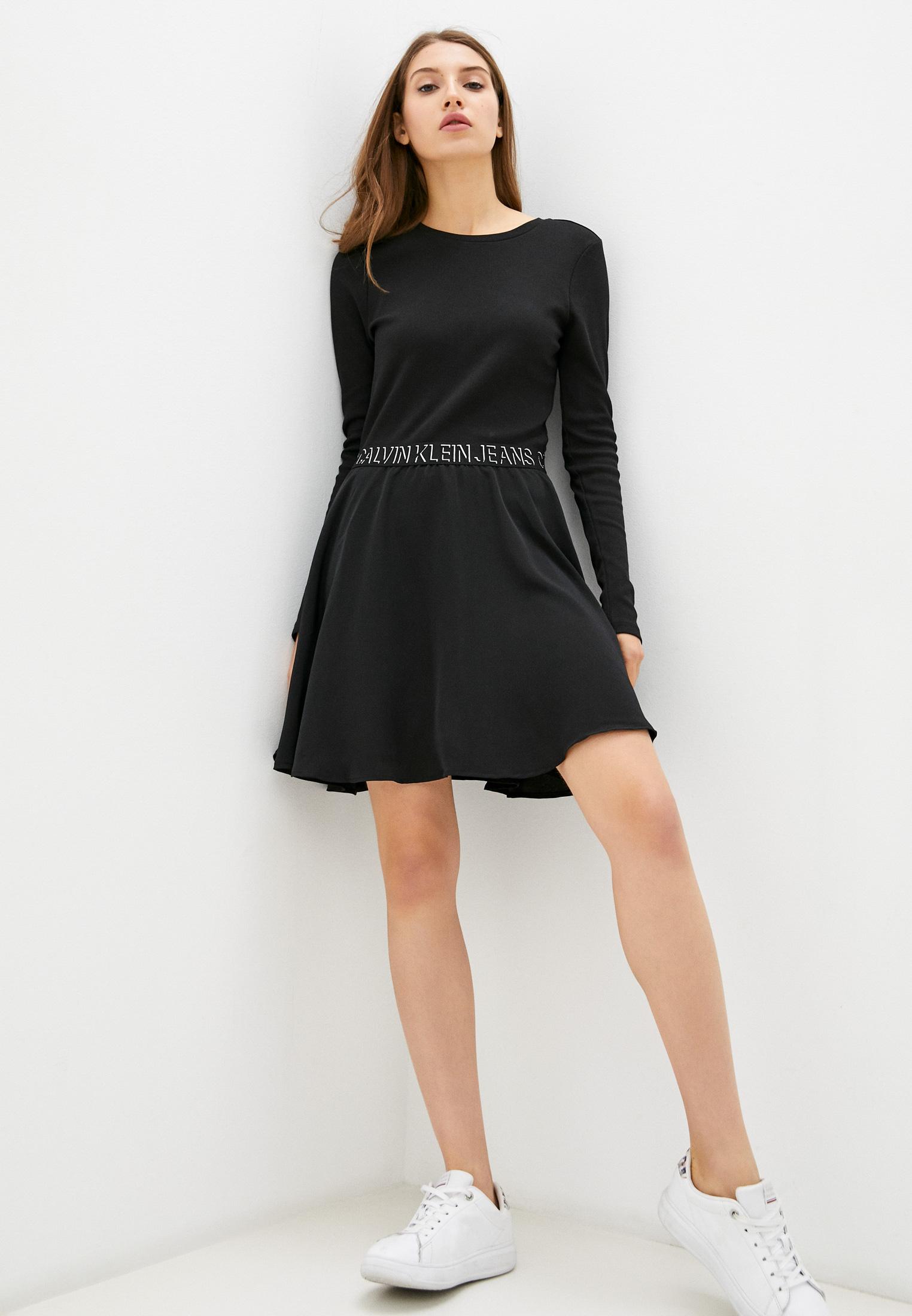 Платье Calvin Klein Jeans J20J216717: изображение 2