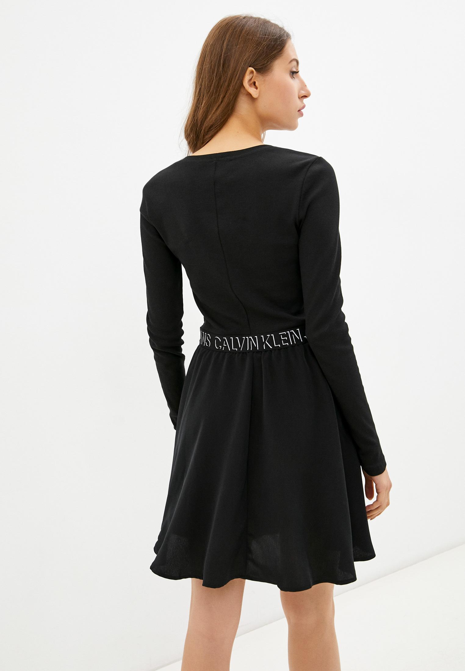 Платье Calvin Klein Jeans J20J216717: изображение 3