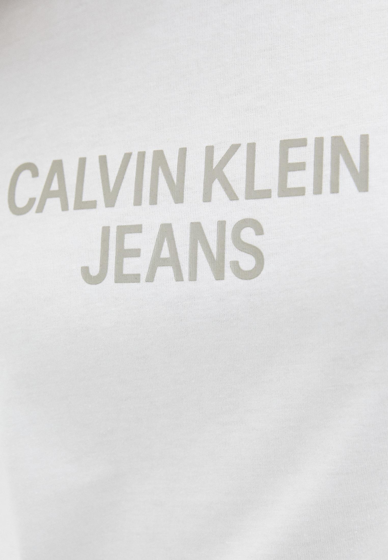 Футболка с коротким рукавом Calvin Klein Jeans J20J217286: изображение 3