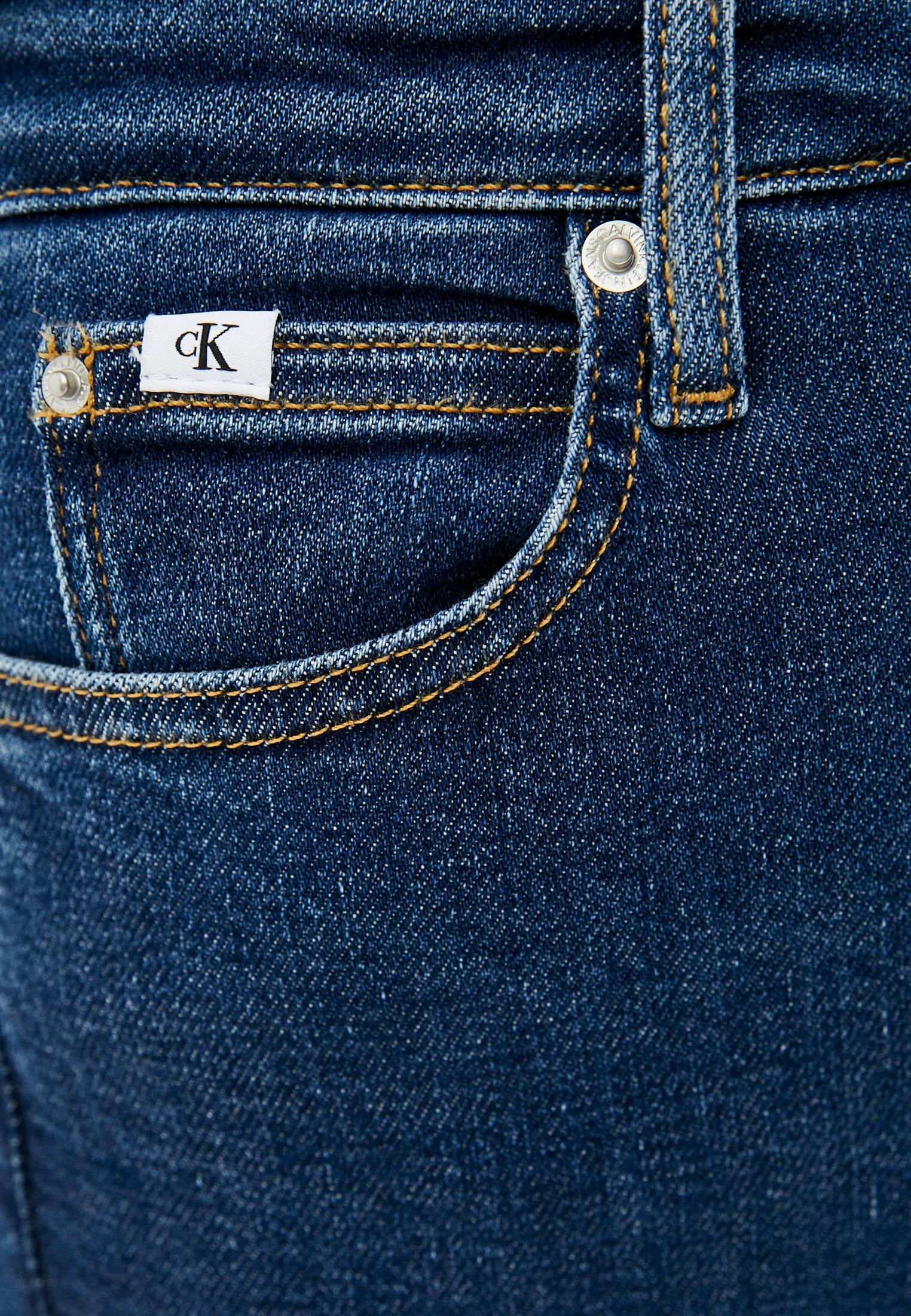 Зауженные джинсы Calvin Klein Jeans J20J217450: изображение 4