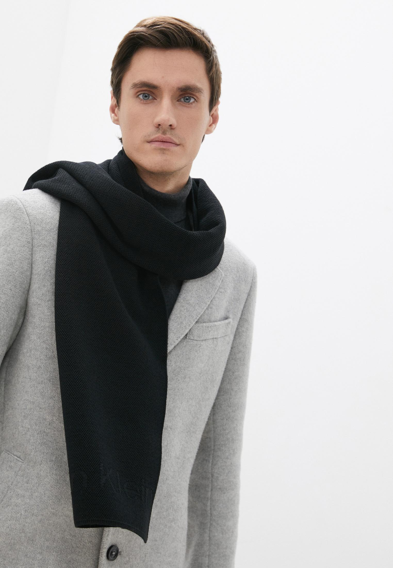 Шарф Calvin Klein (Кельвин Кляйн) K50K507433: изображение 3