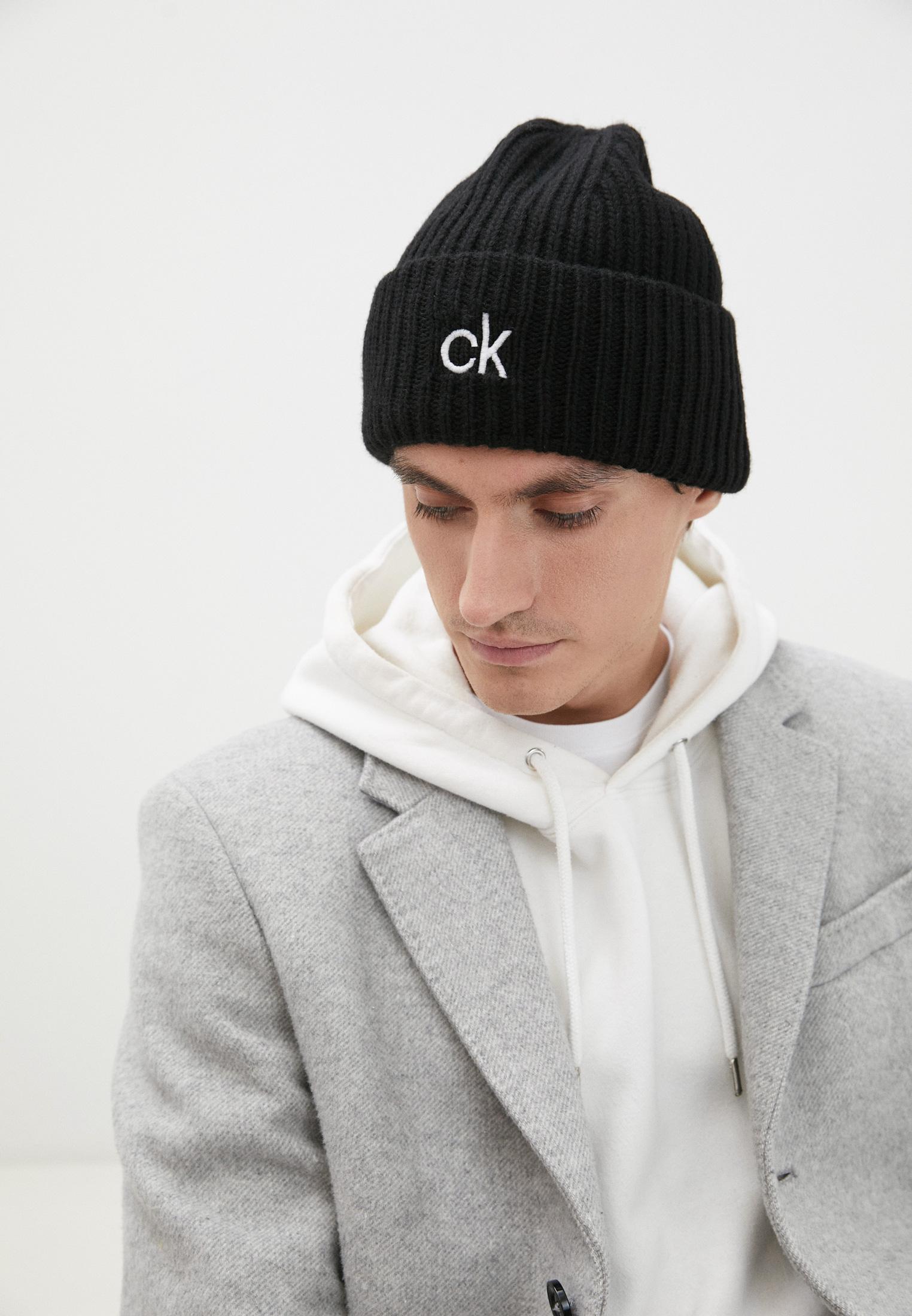 Шапка Calvin Klein (Кельвин Кляйн) K50K507445: изображение 4