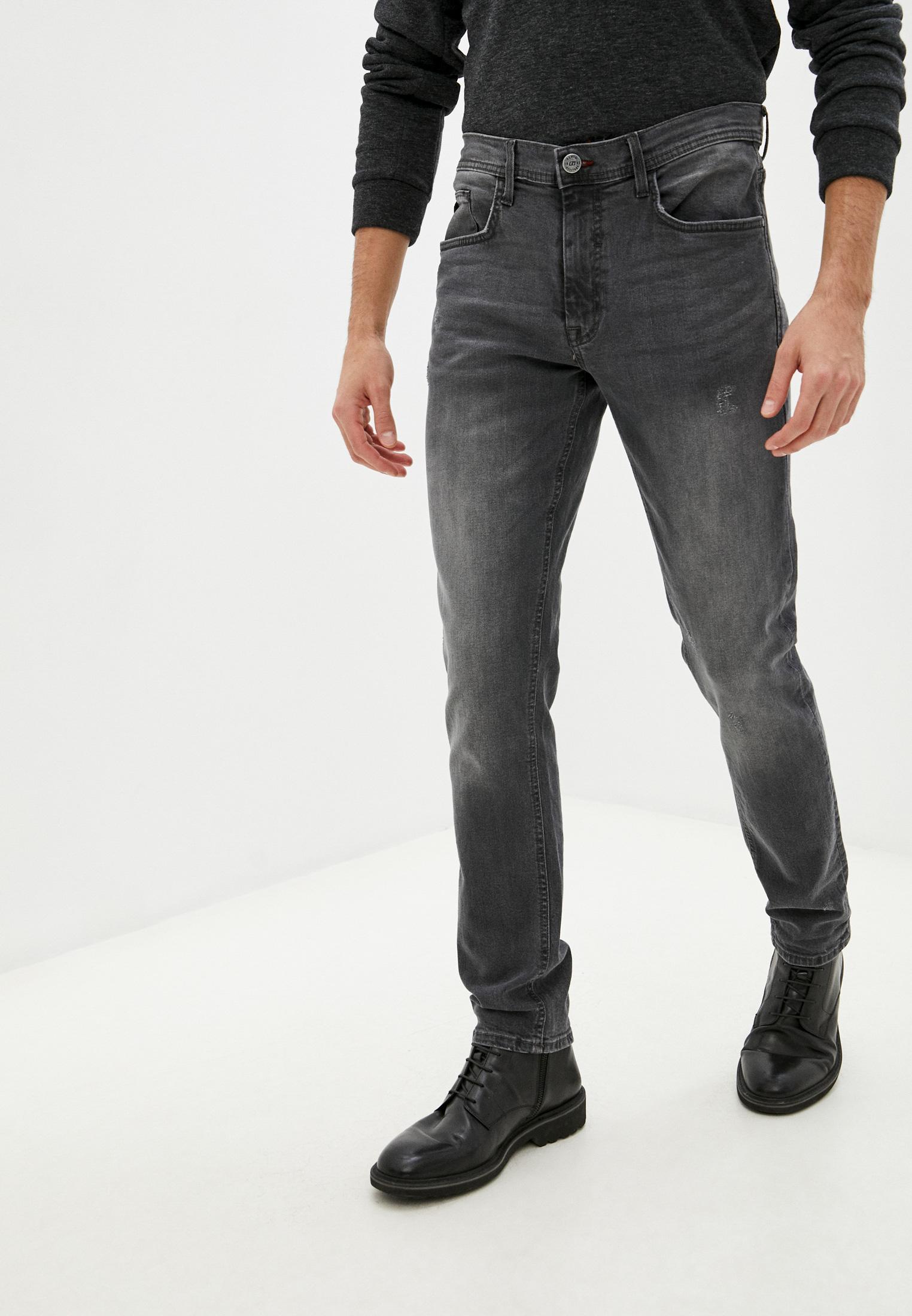 Зауженные джинсы Blend (Бленд) Джинсы Blend