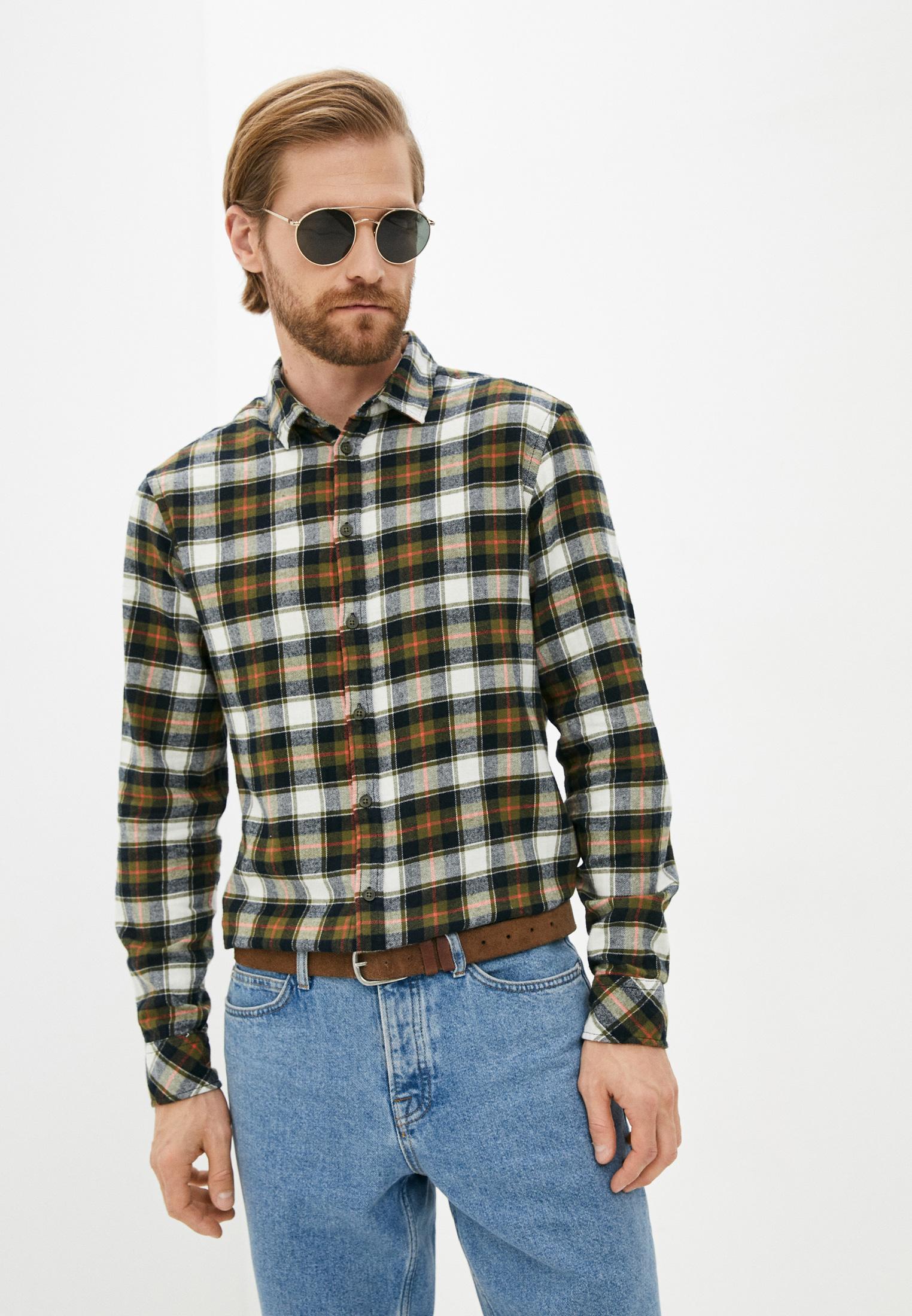 Рубашка с длинным рукавом Blend (Бленд) 20712499