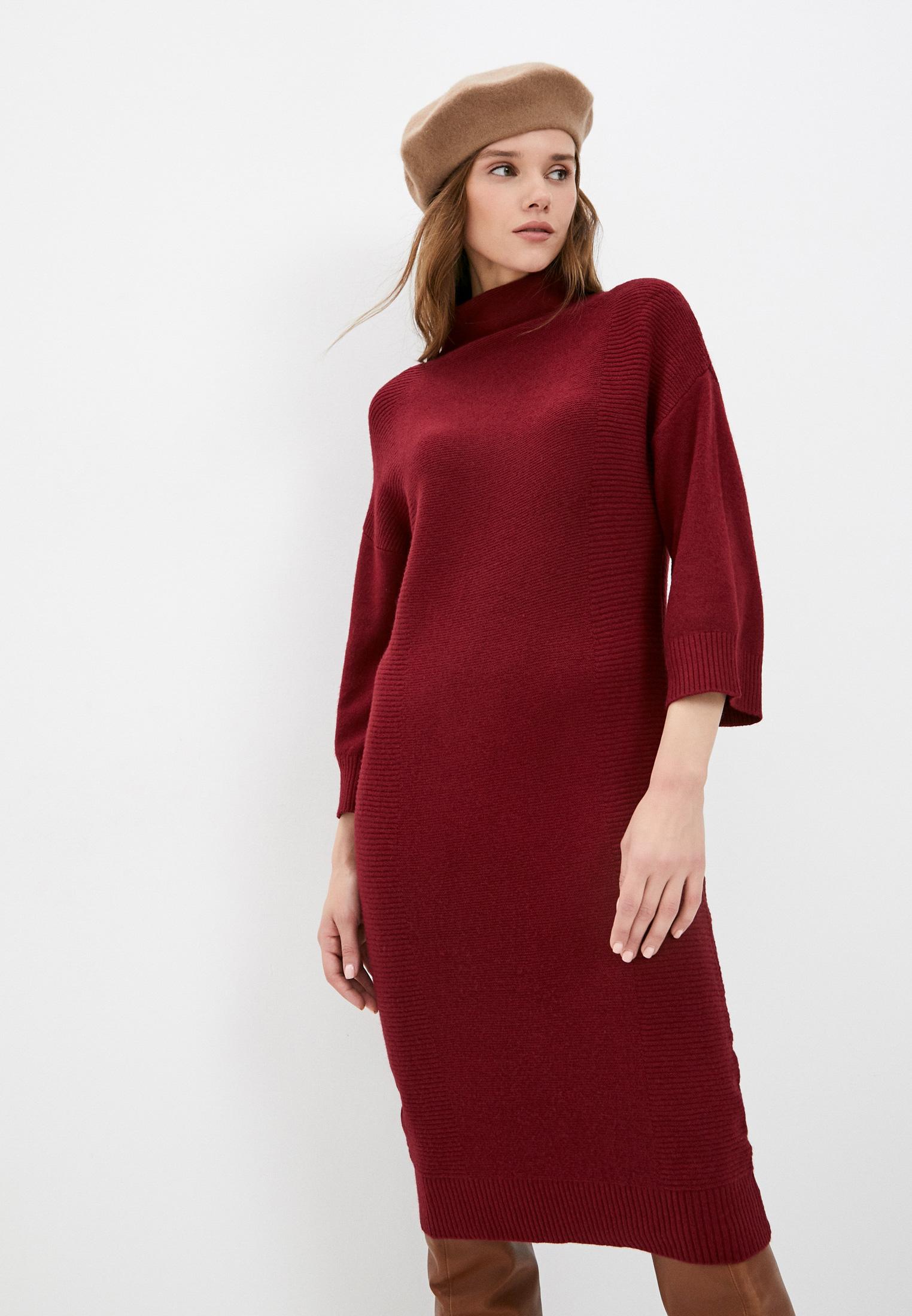 Вязаное платье Diverius d02048