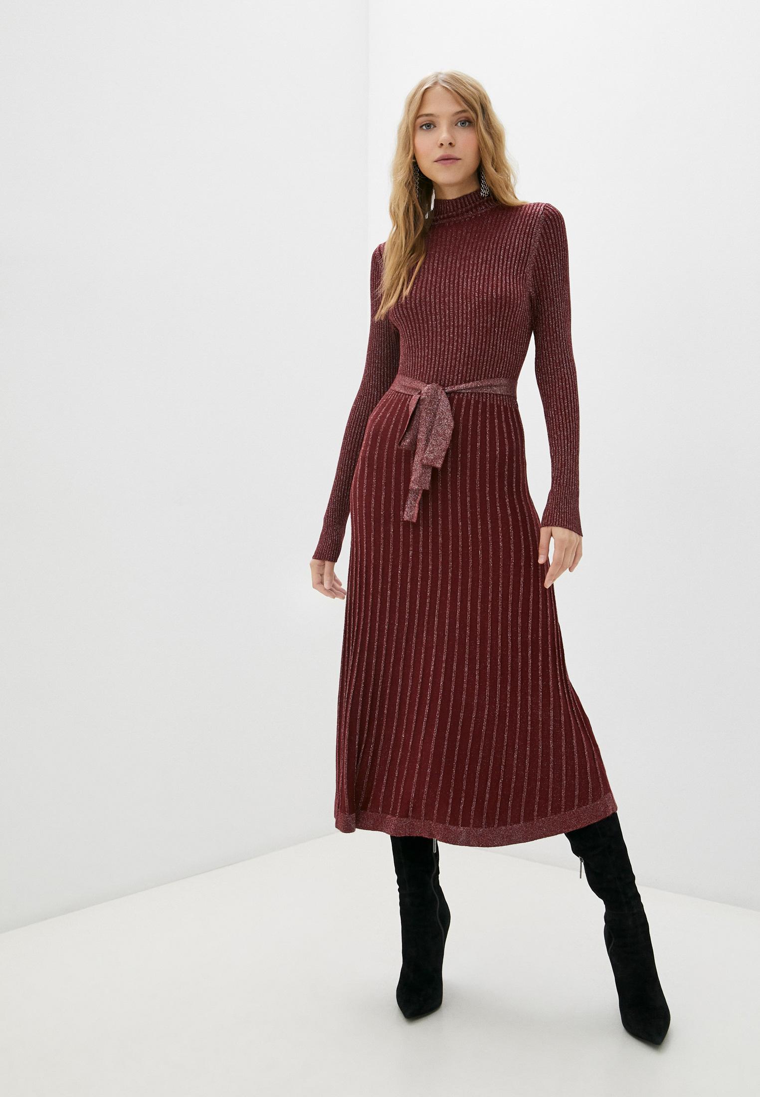 Вязаное платье Diverius d02051