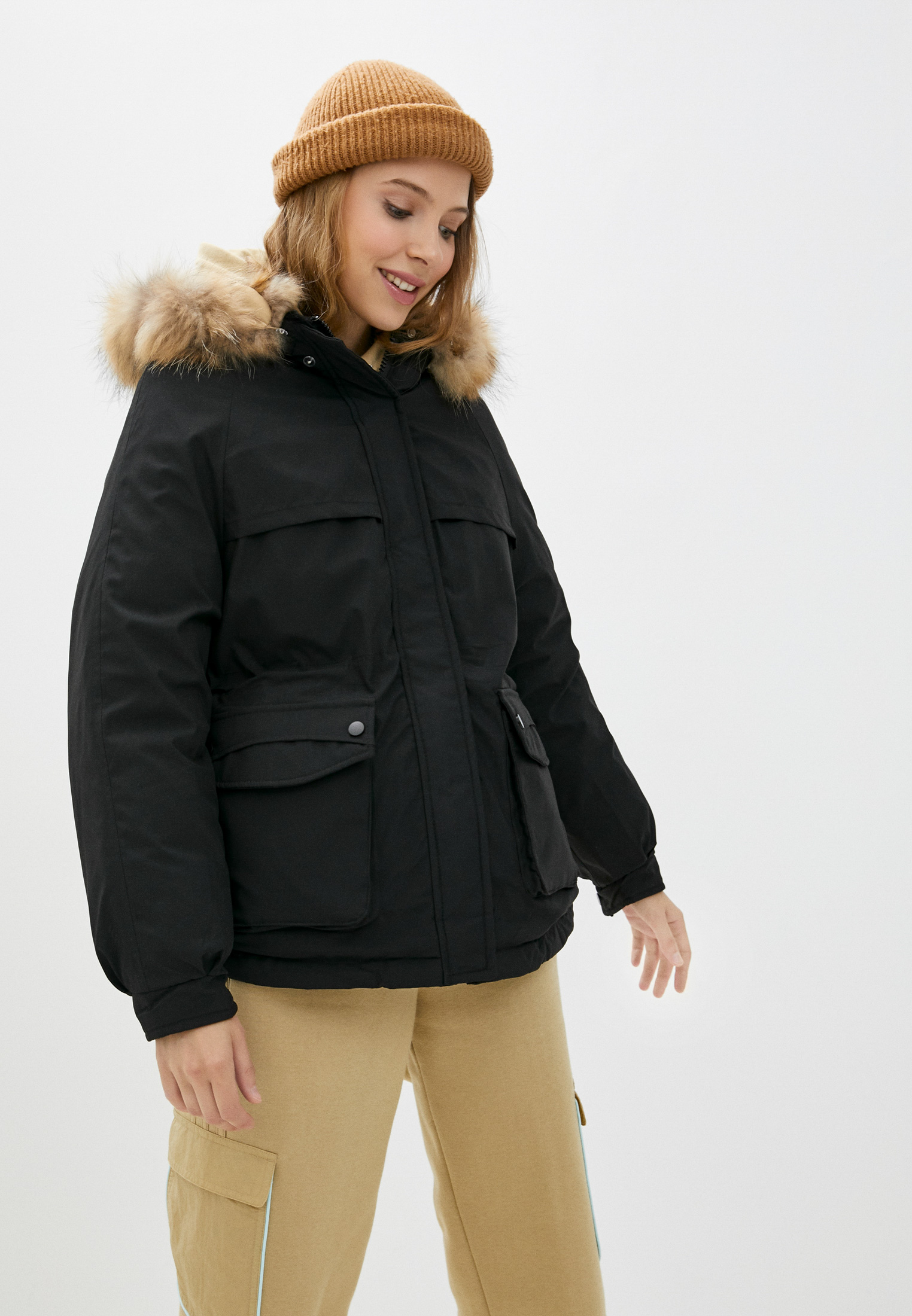 Утепленная куртка Aaquamarina A6921
