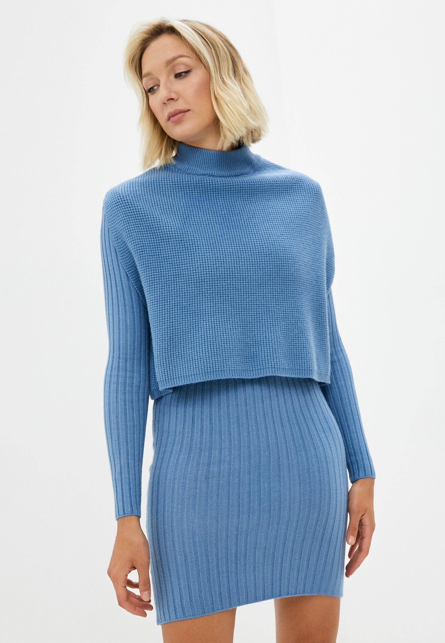 Вязаное платье Diverius 2528-1