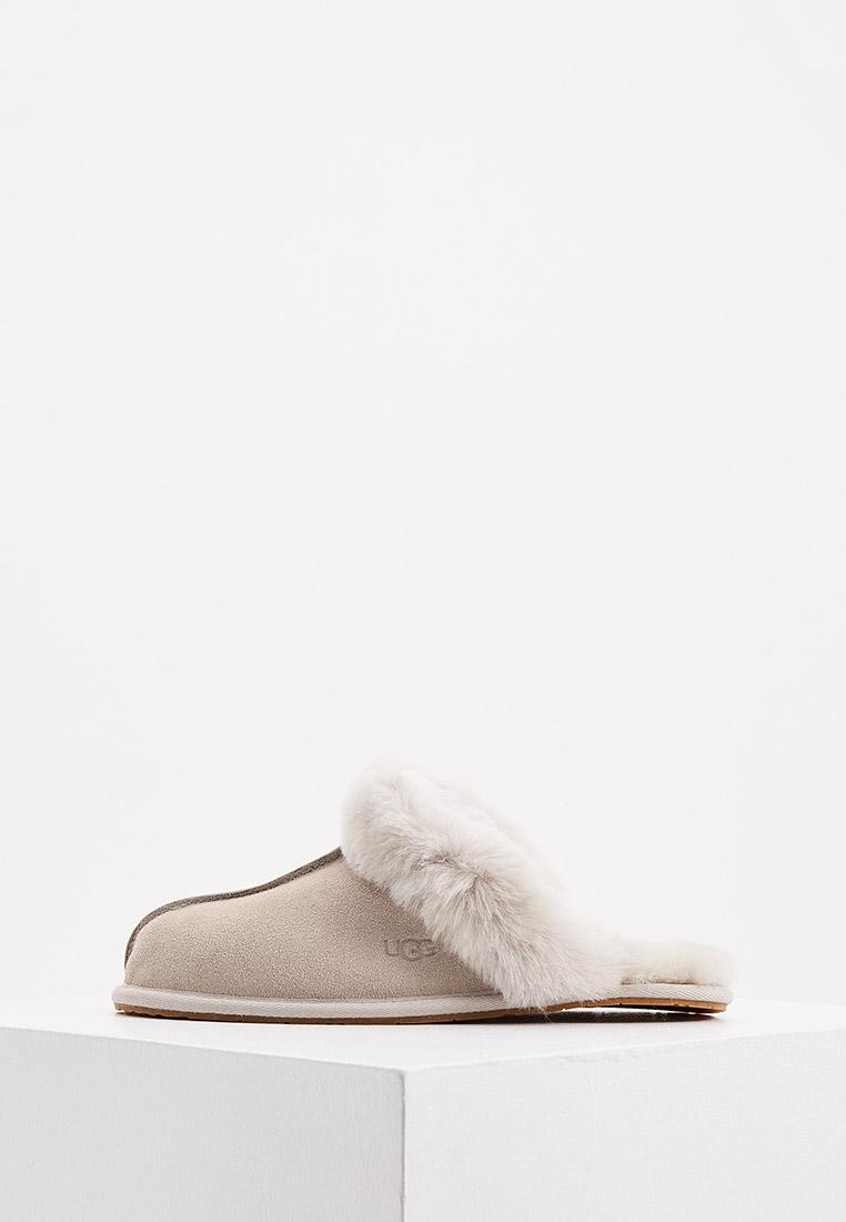 Женская домашняя обувь UGG 1106872_GOA