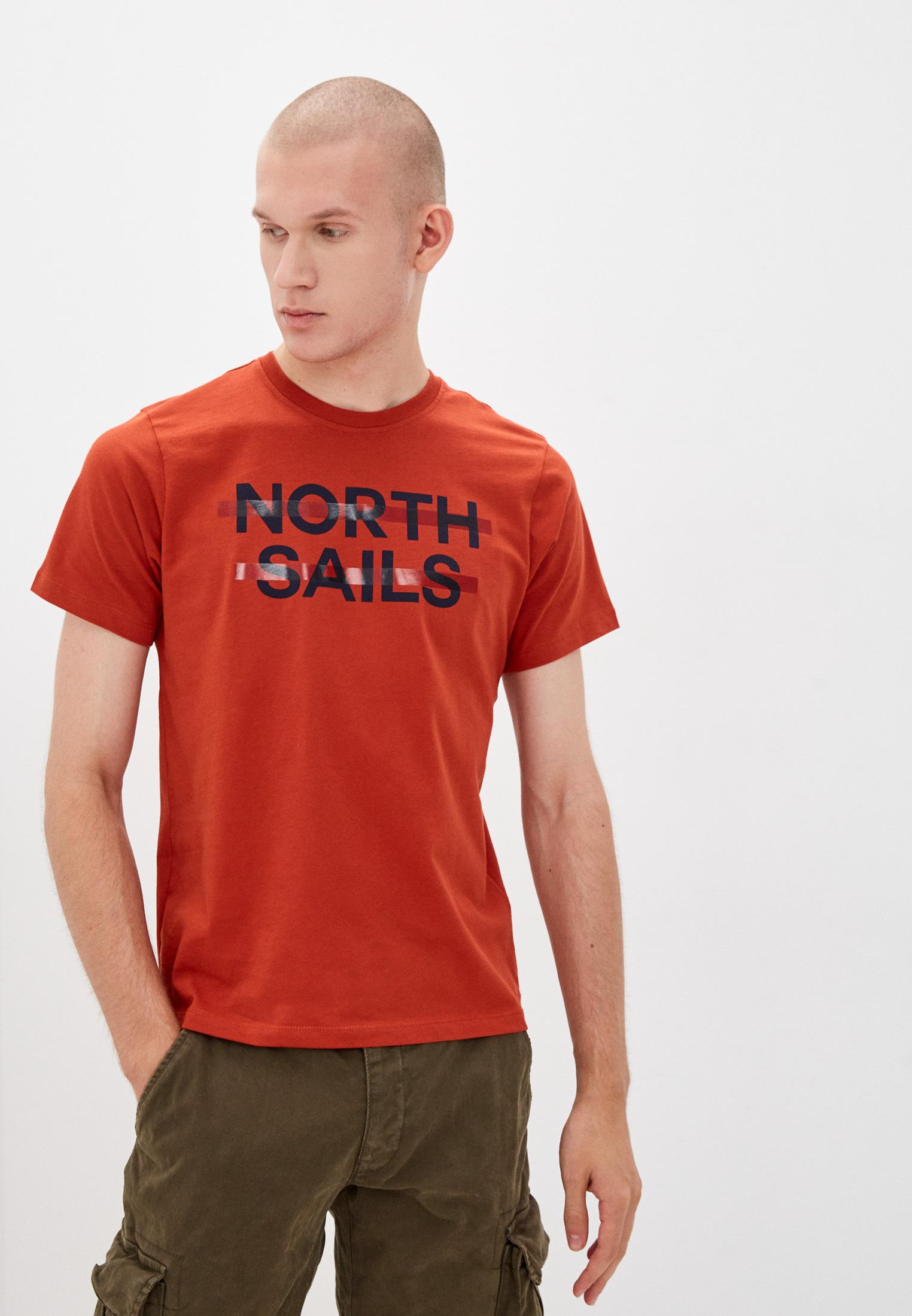 Футболка с коротким рукавом North Sails Футболка North Sails