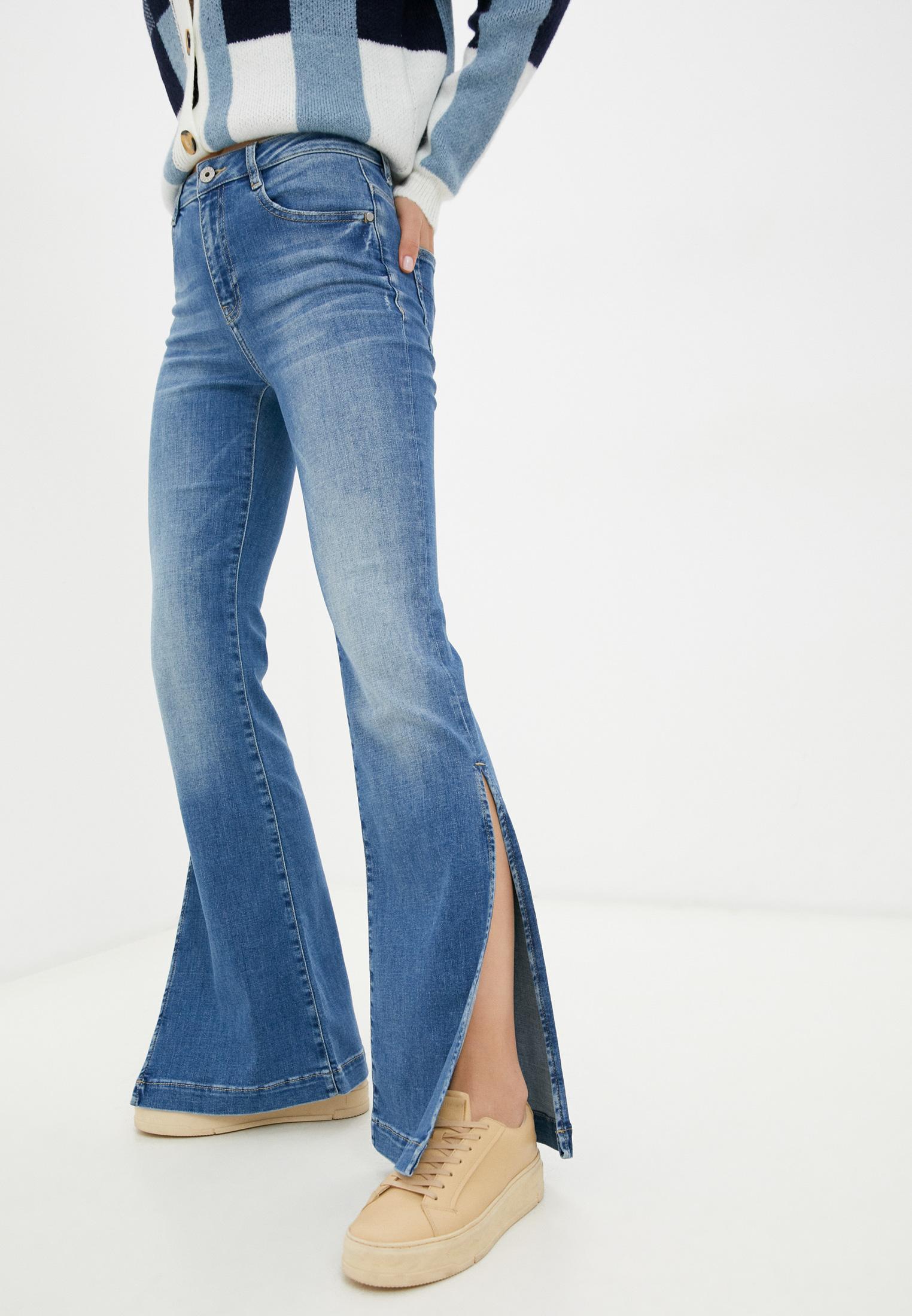 Широкие и расклешенные джинсы Miss Sixty (Мисс Сиксти) Джинсы Miss Sixty