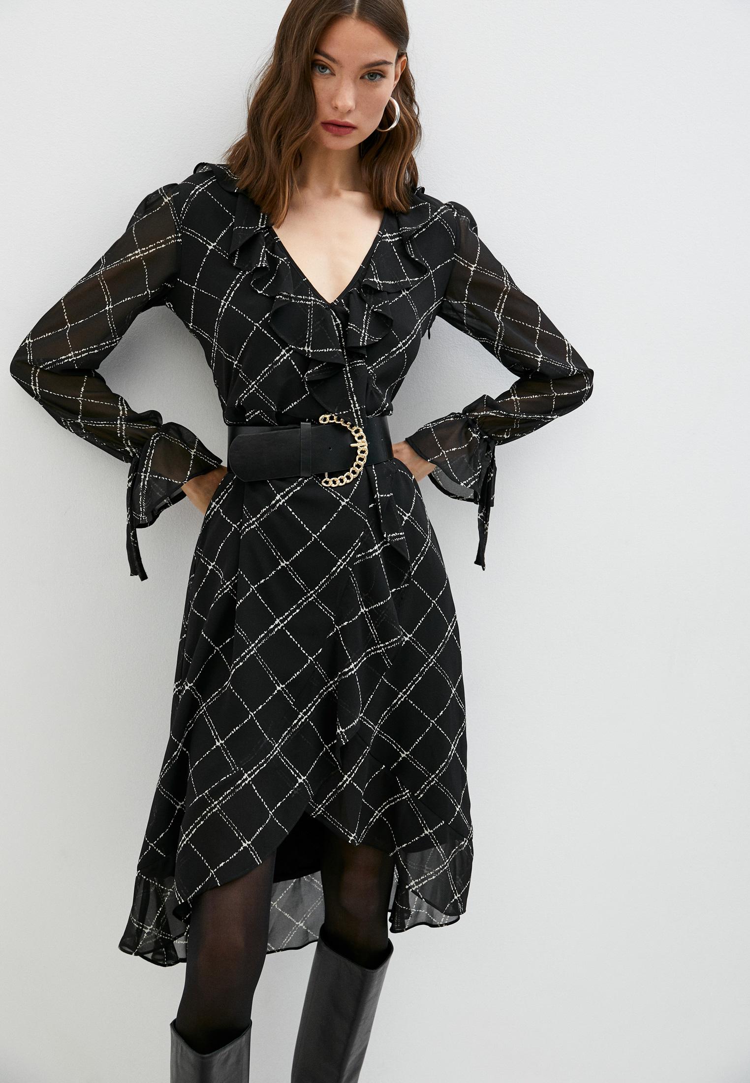 Повседневное платье Liu Jo (Лиу Джо) CF1202T5044