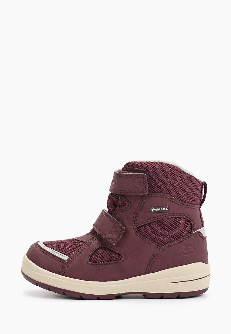 Ботинки для девочек Viking Ботинки Viking